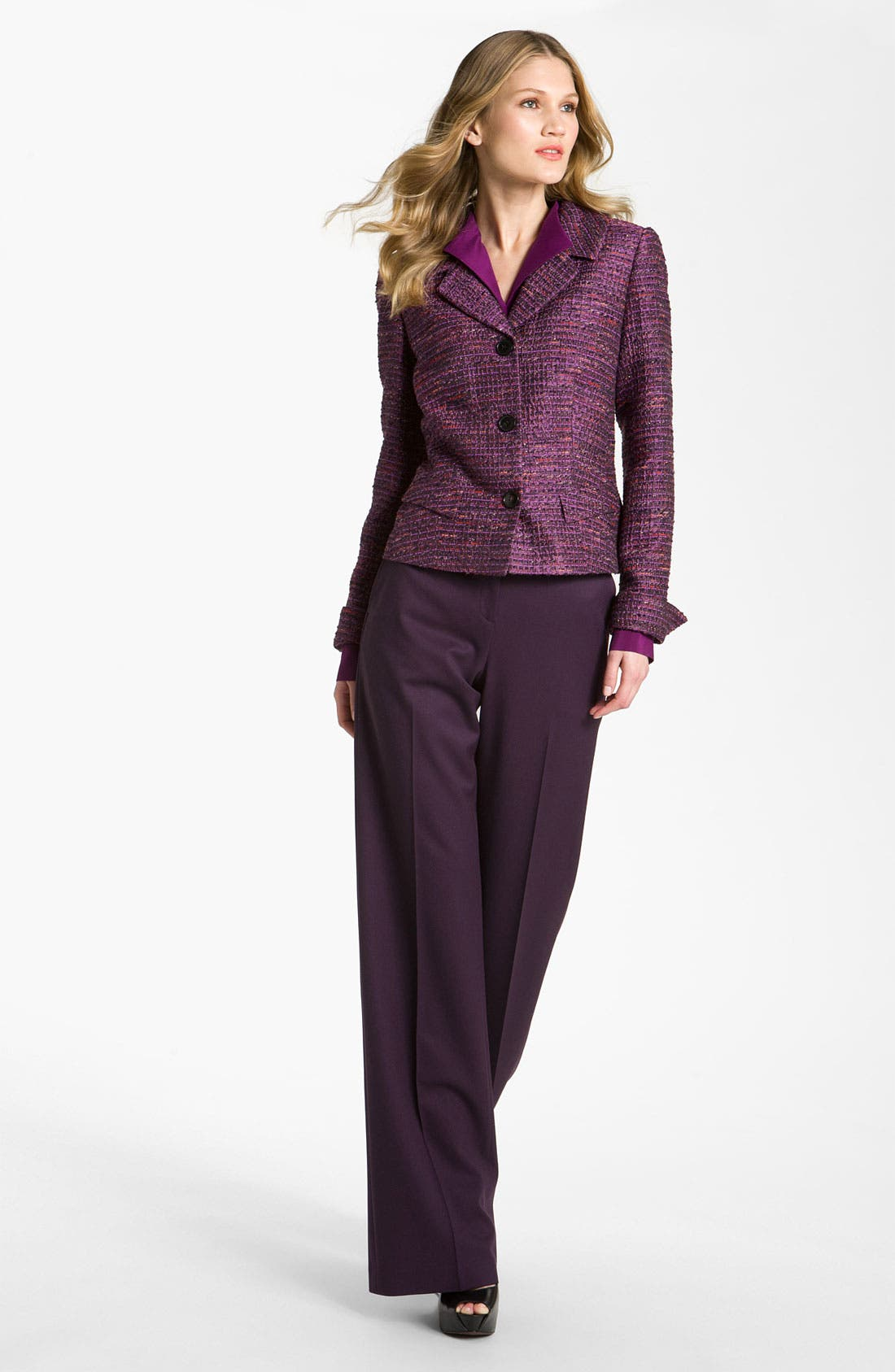 Alternate Image 6  - Classiques Entier® 'Maxella' Cuff Pants