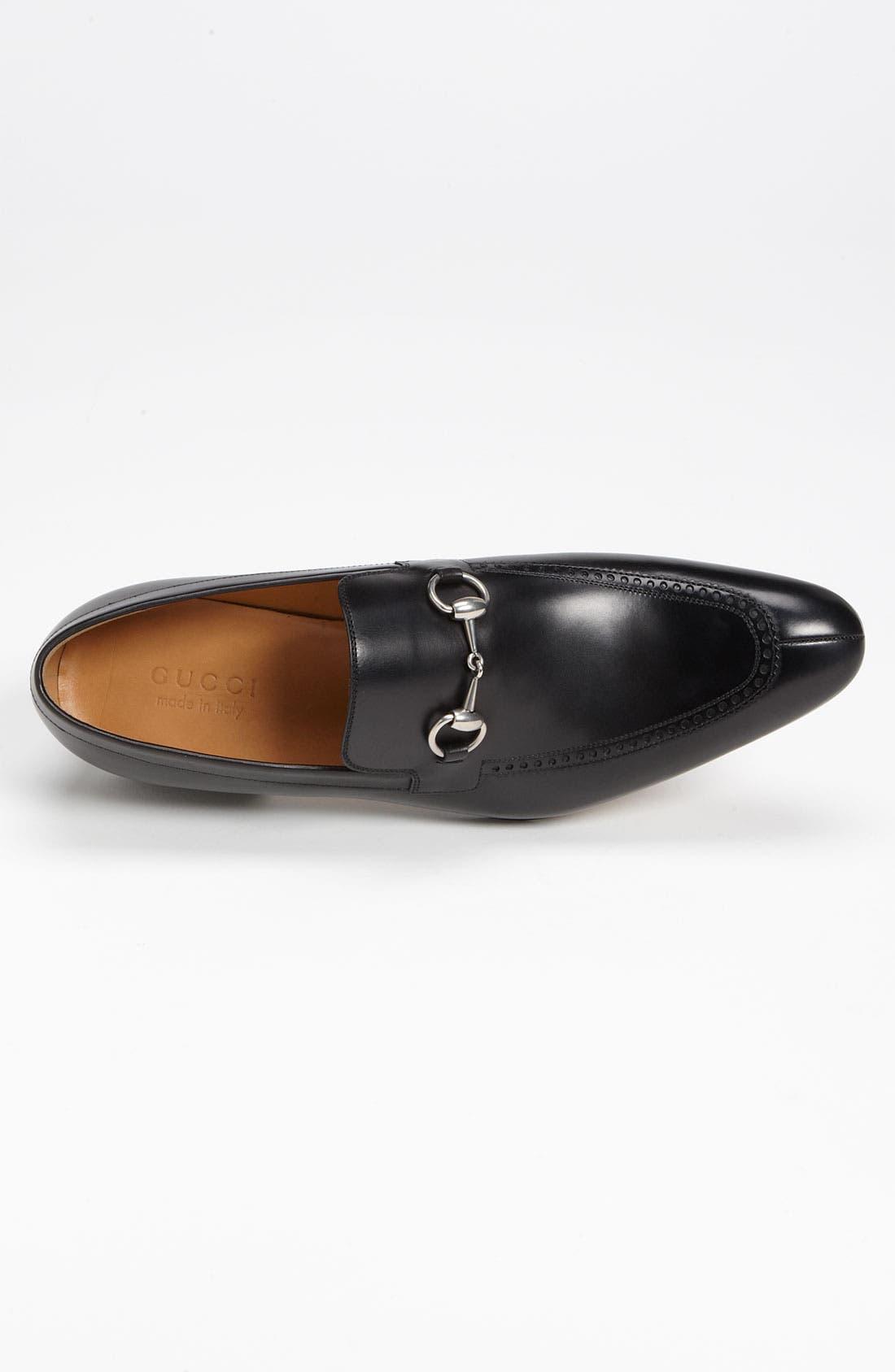 Alternate Image 3  - Gucci 'Kir' Loafer