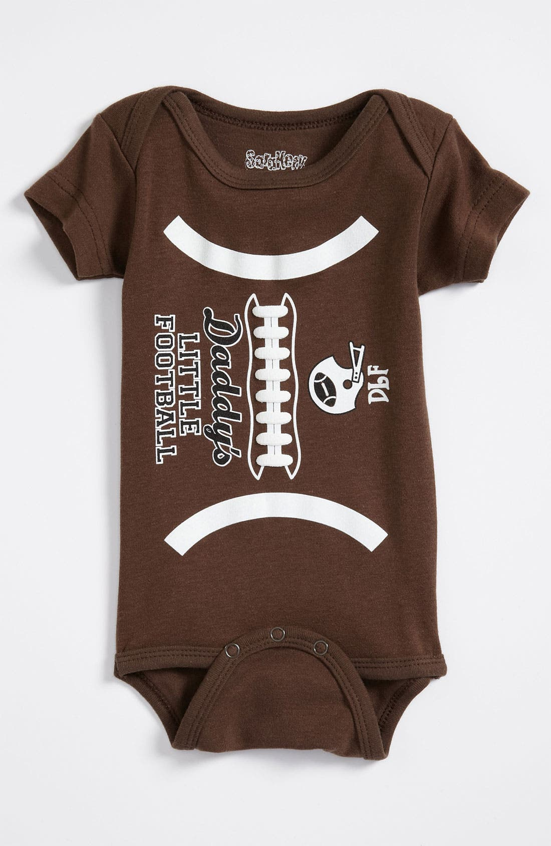 Alternate Image 1 Selected - Sara Kety Baby & Kids Graphic Bodysuit (Infant)