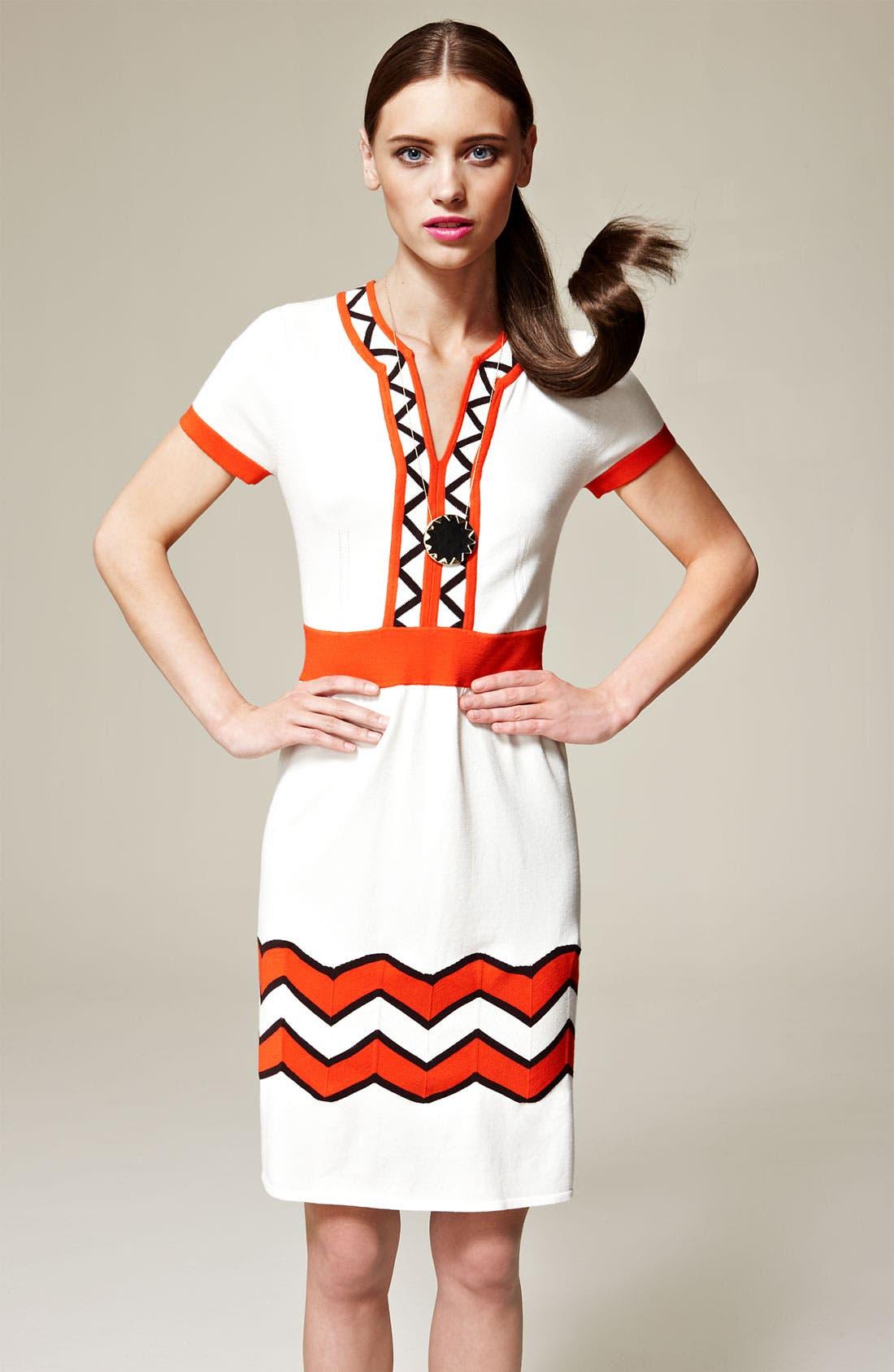 Alternate Image 4  - Milly 'Belle' Knit Dress