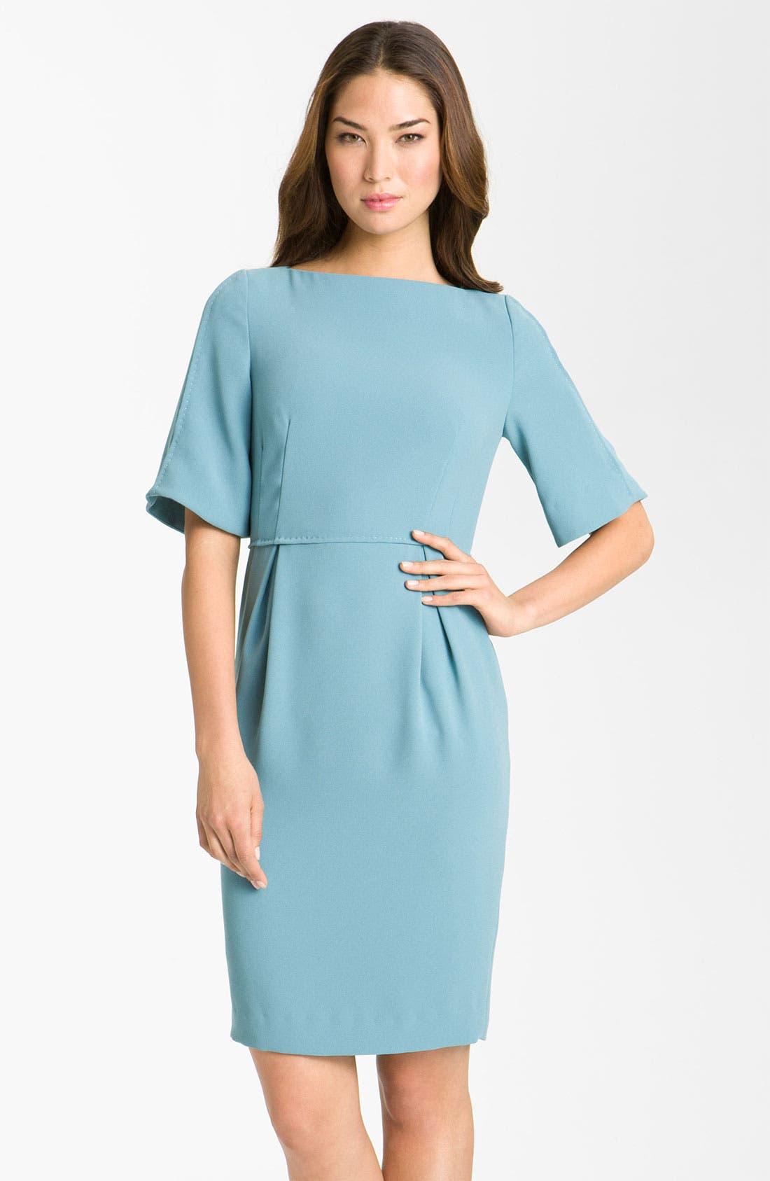 Alternate Image 1 Selected - Rachel Roy Boatneck Dress