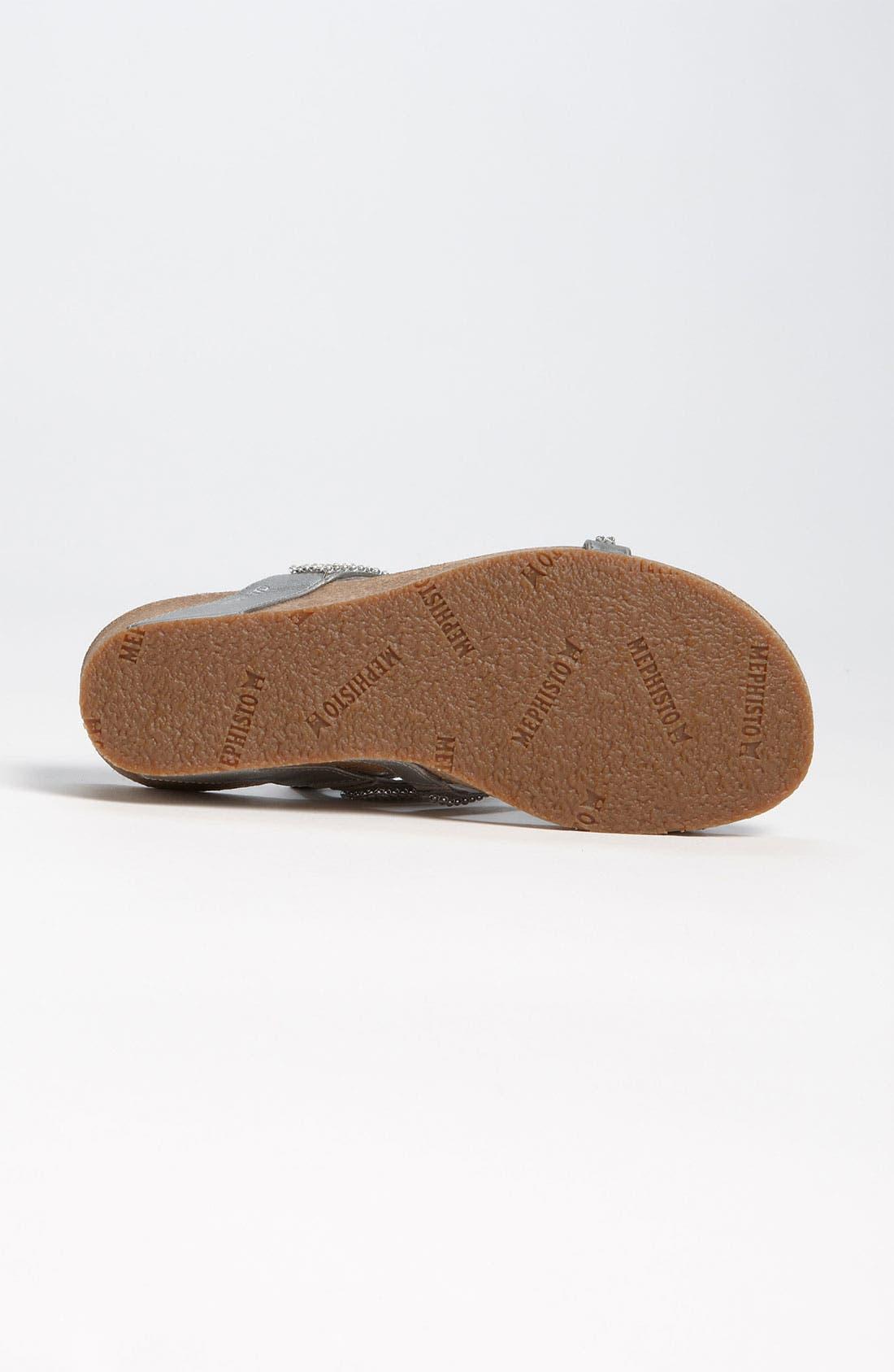 Alternate Image 4  - Mephisto 'Milly' Sandal