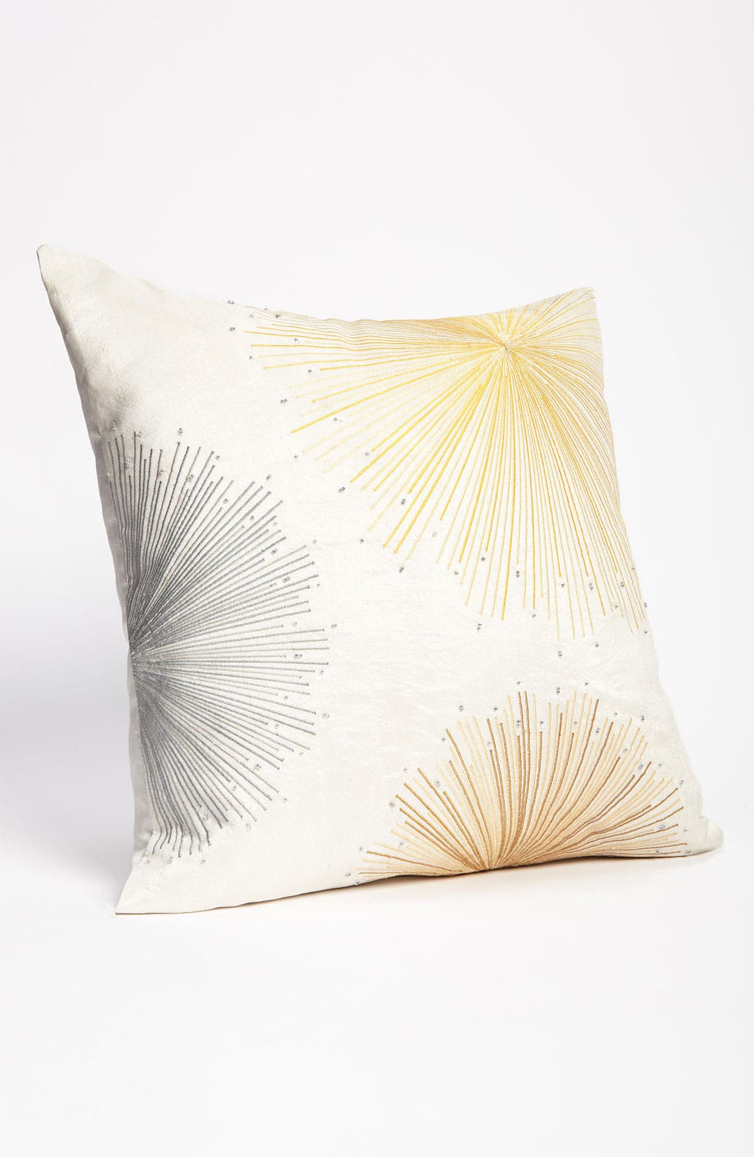 Alternate Image 1 Selected - Nordstrom at Home 'Sunburst' Embroidered Pillow