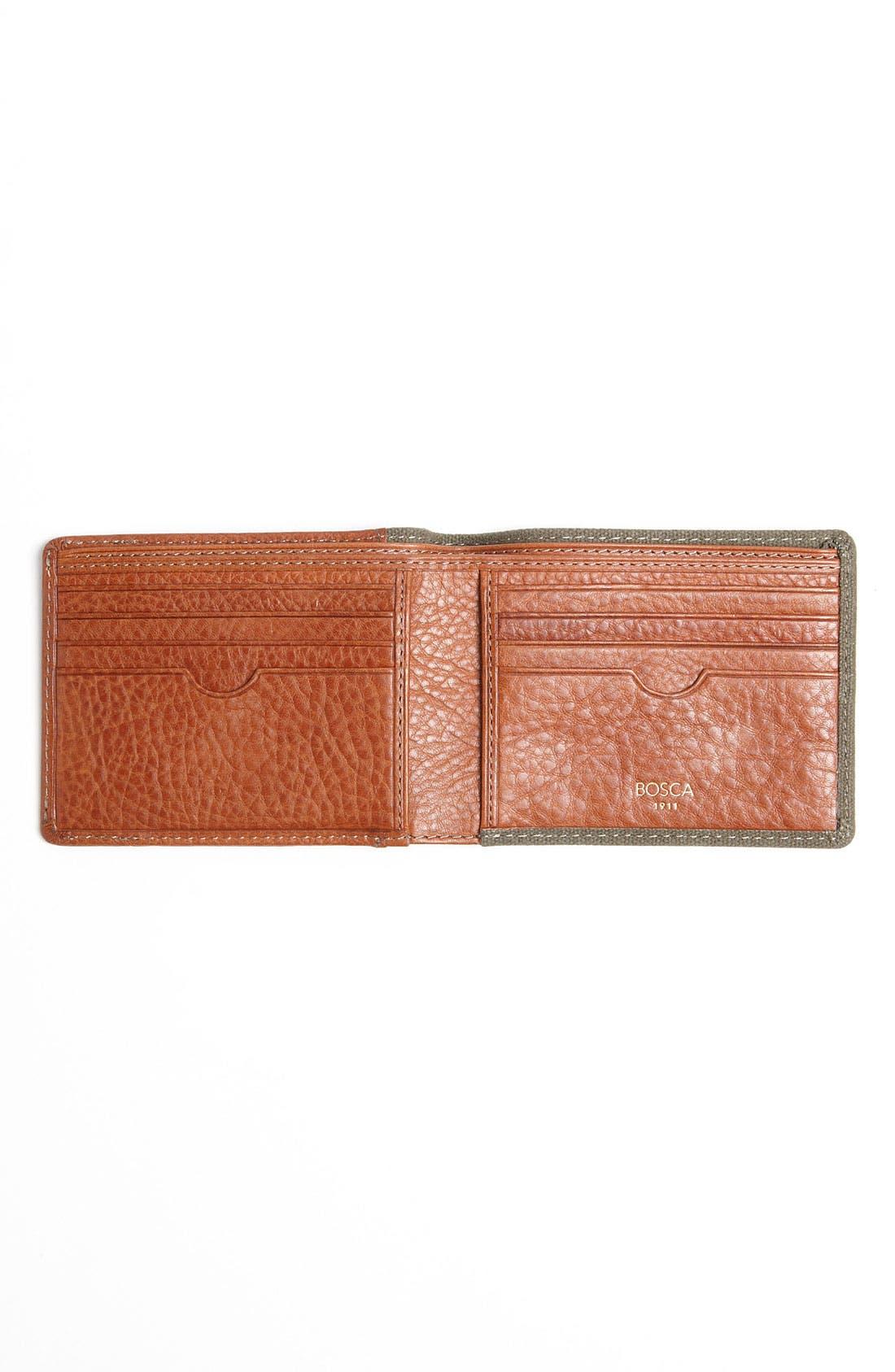 Alternate Image 2  - Bosca Deluxe Executive Wallet