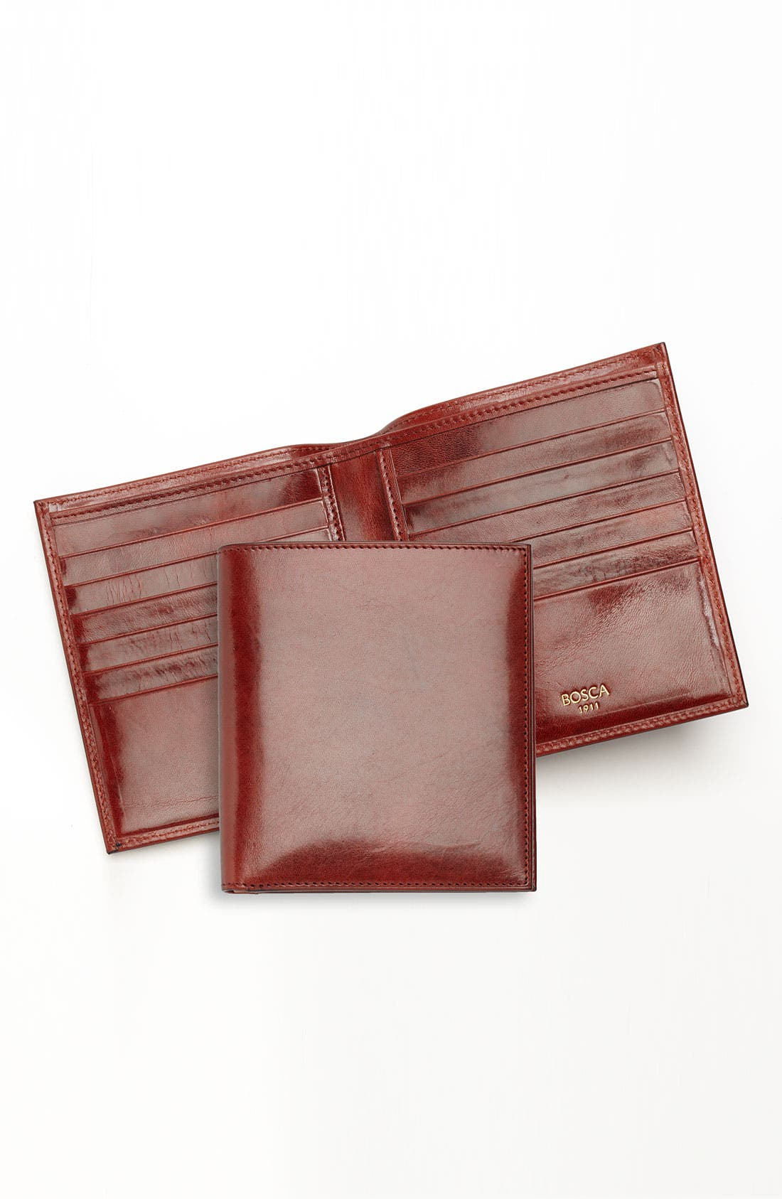 Alternate Image 4  - Bosca 'Old Leather' Credit Wallet