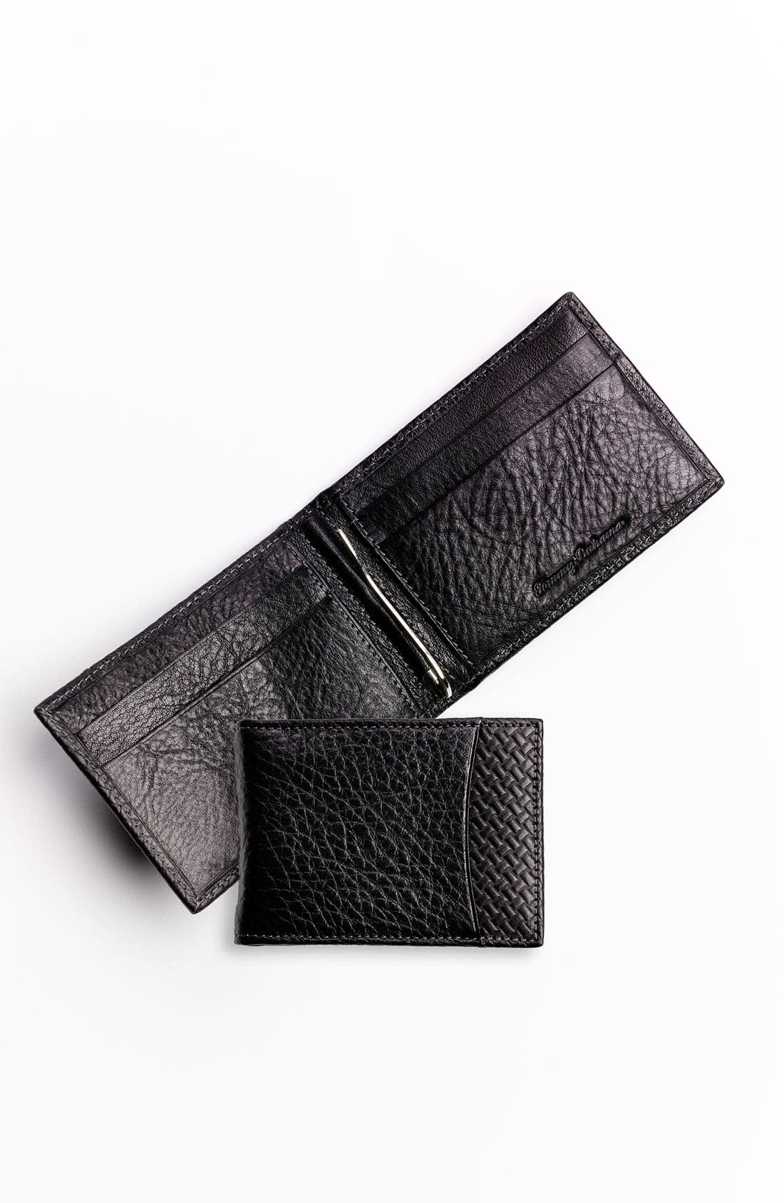 Alternate Image 1 Selected - Tommy Bahama 'Grayston' Bifold Wallet