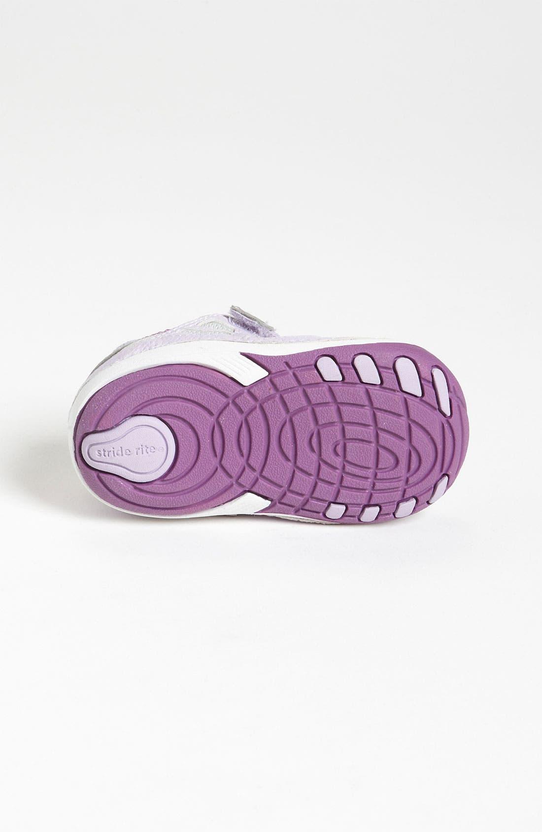 Alternate Image 4  - Stride Rite 'Tinka' Sneaker (Baby & Walker)