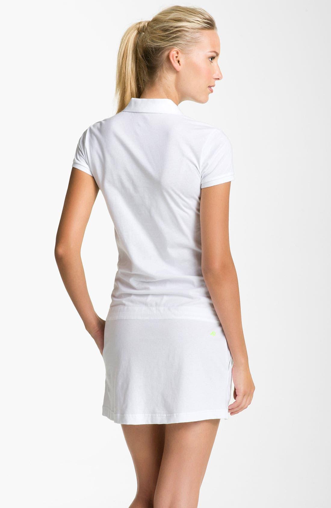 Alternate Image 2  - Nike 'AD' Polo Dress