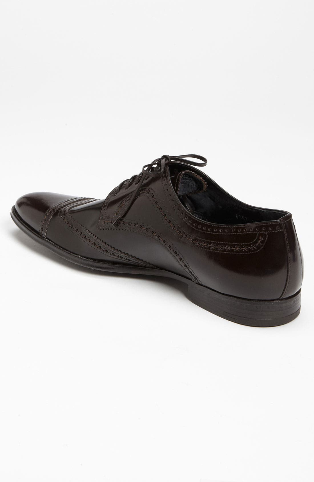Alternate Image 2  - Dolce&Gabbana Cap Toe Wingtip