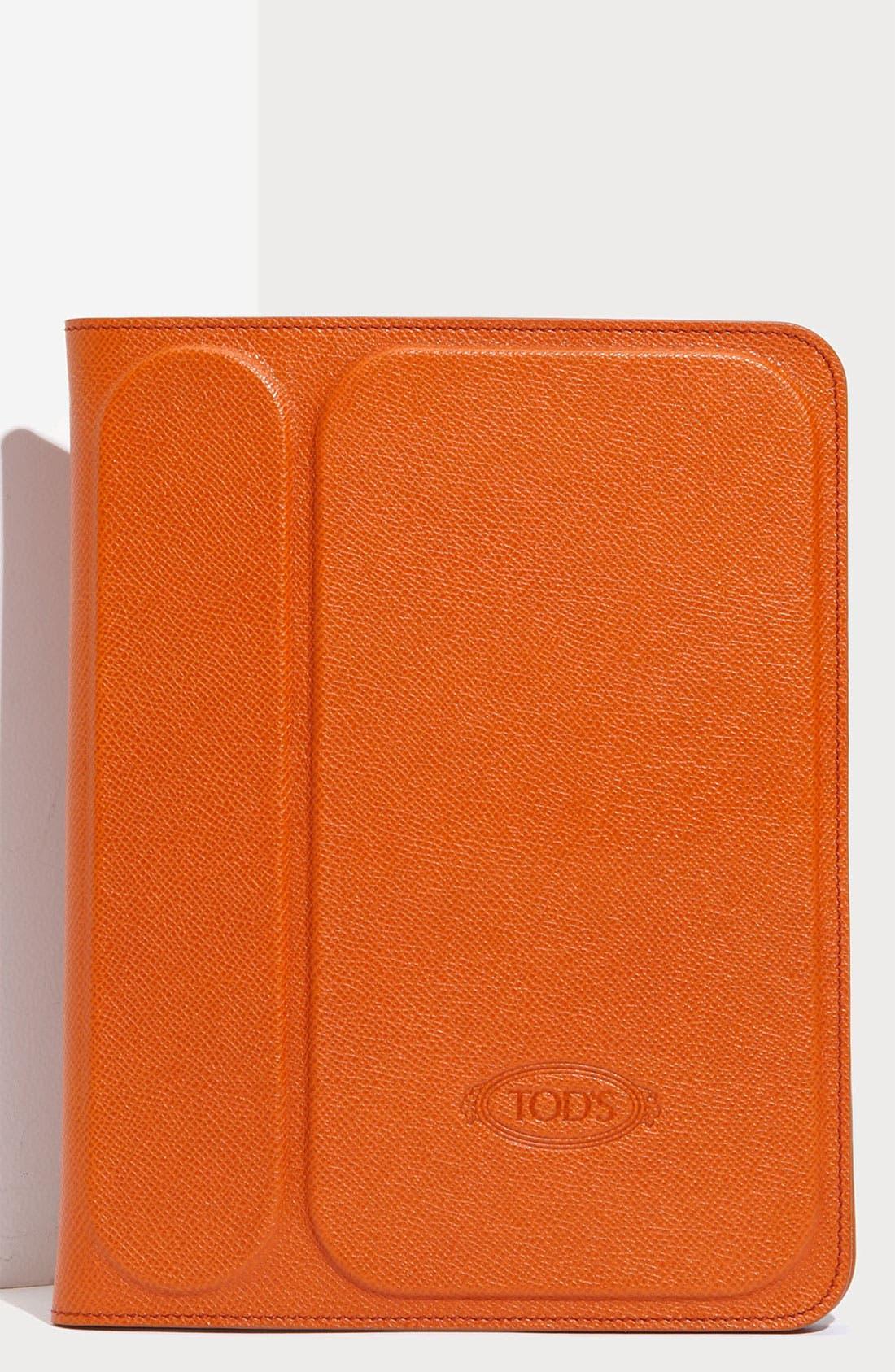 Main Image - Tod's Leather iPad 2 Case