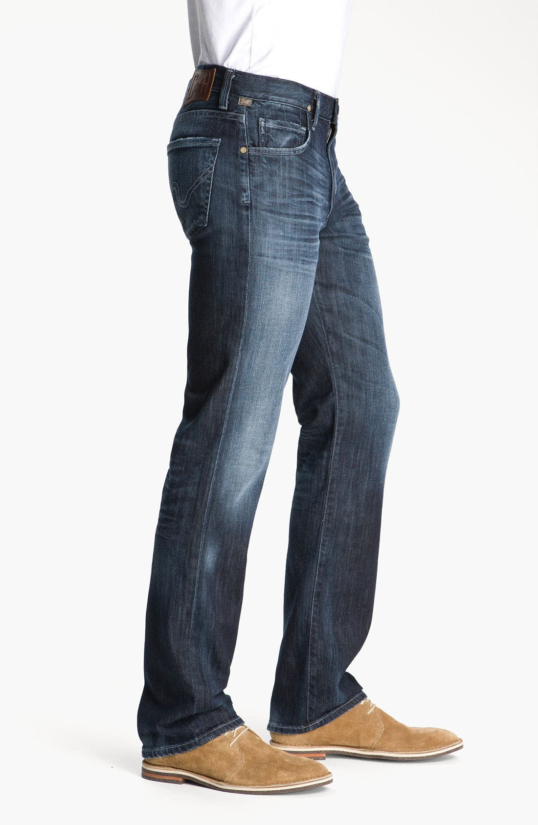 Alternate Image 2  - Citizens of Humanity 'Sid' Straight Leg Jeans (Standard)