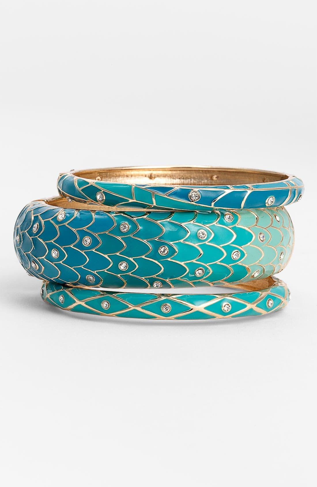 Alternate Image 1 Selected - Sequin Large & Small Bangles