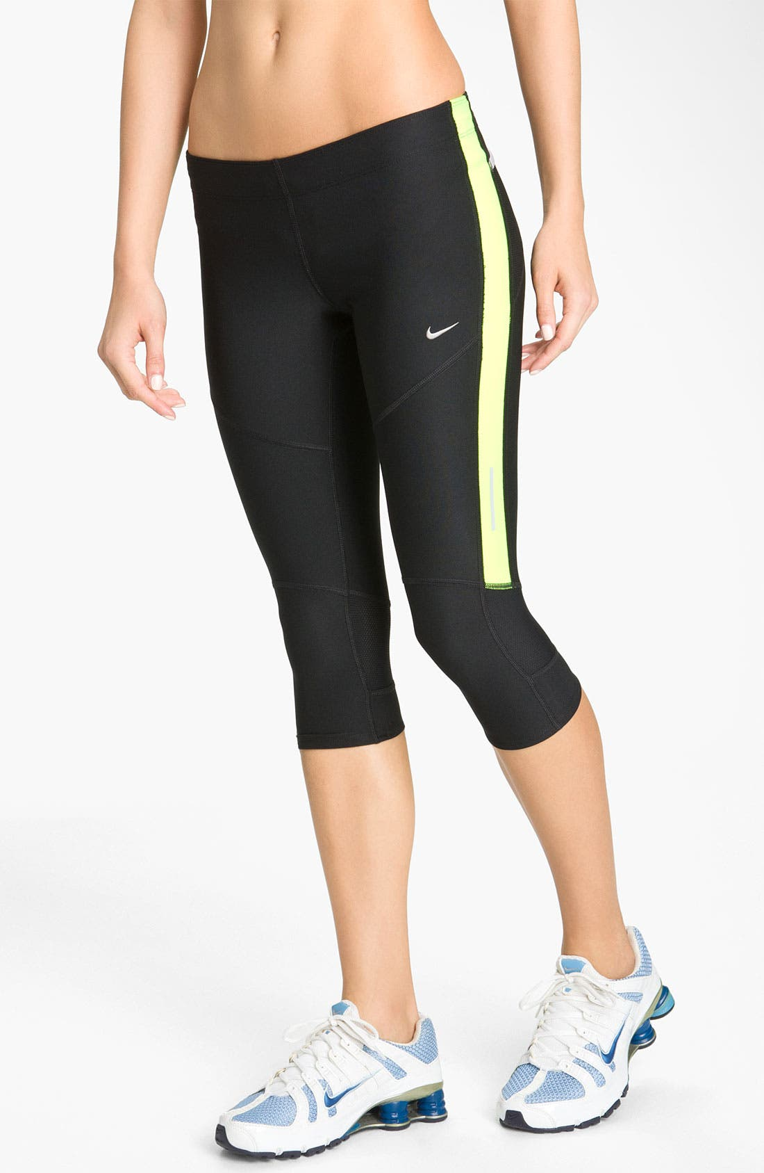Alternate Image 1 Selected - Nike 'Tech' Running Capris