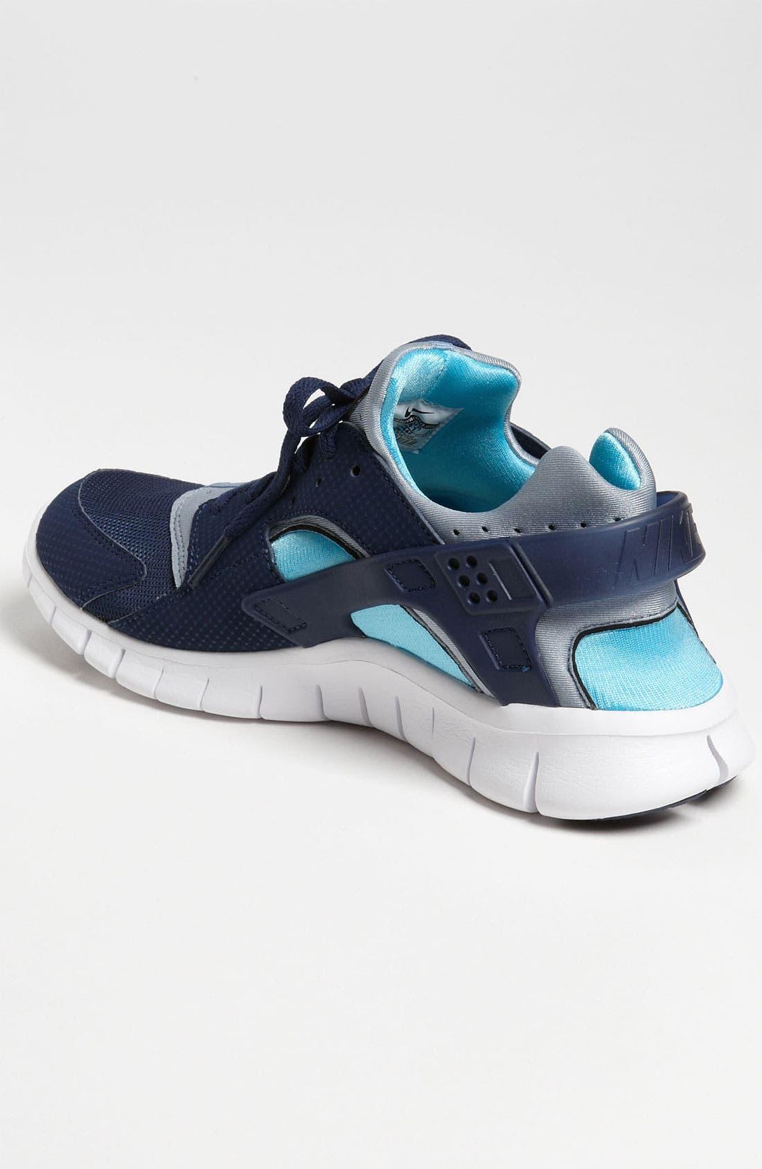 Alternate Image 2  - Nike 'Huarache Free Run' Running Shoe (Men)