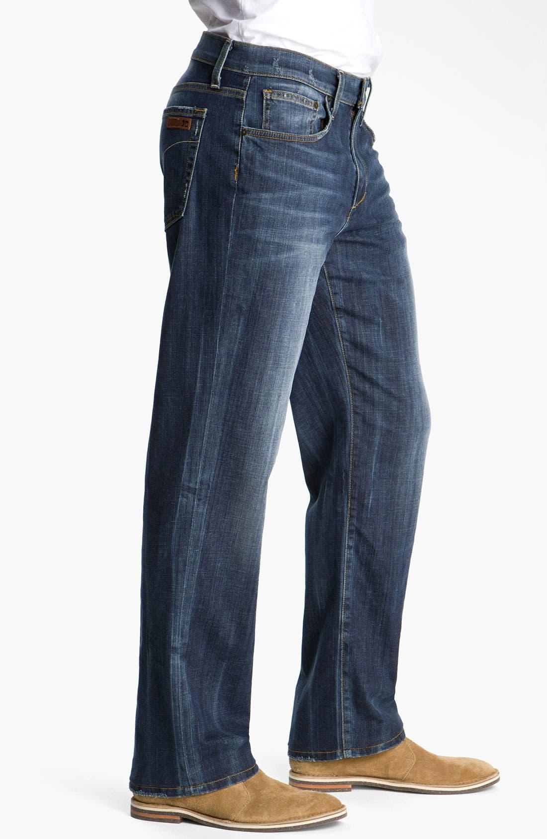 Alternate Image 3  - Joe's 'Rebel' Relaxed Fit Jeans (Miller)
