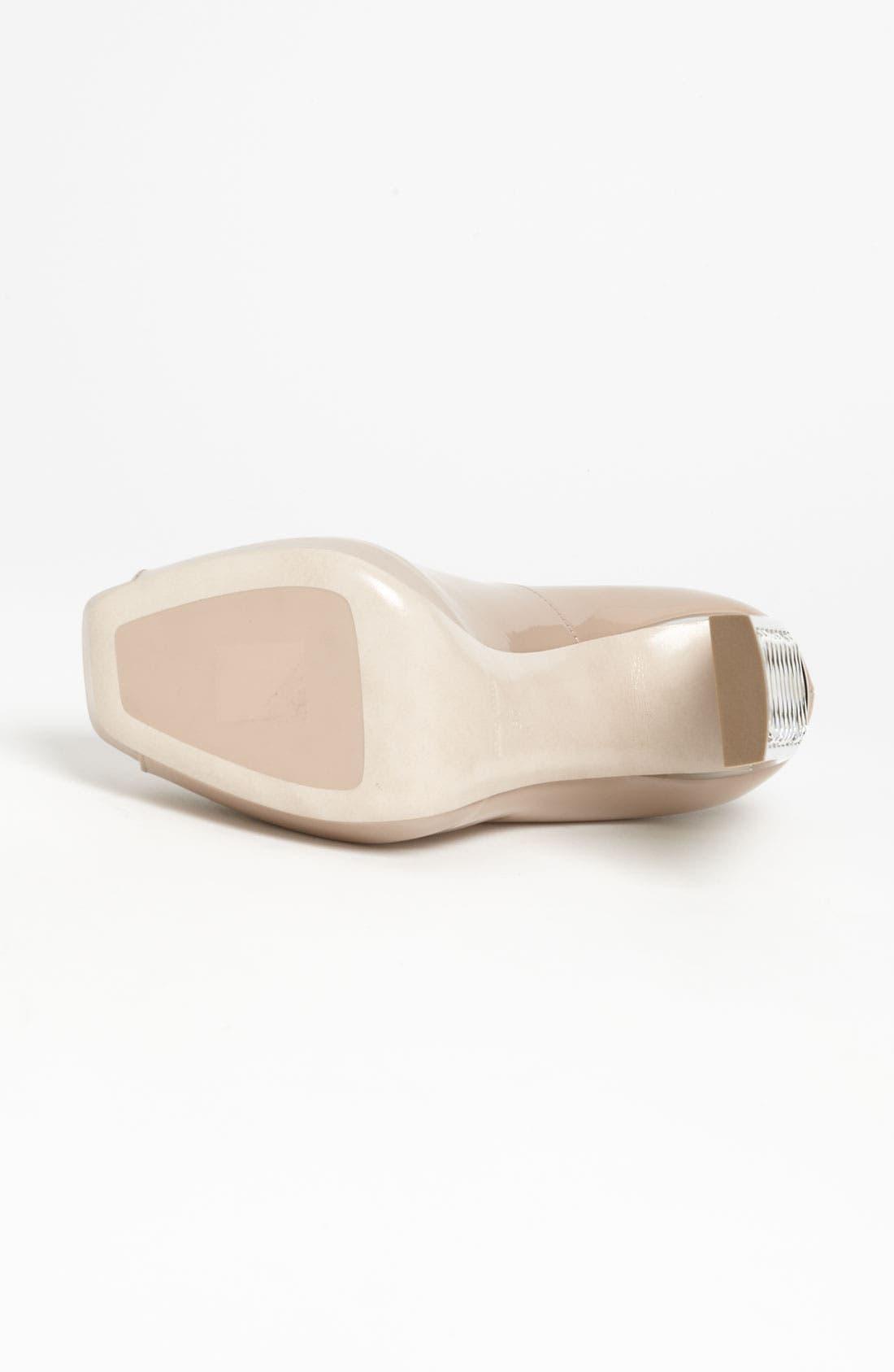 Alternate Image 4  - Miu Miu Embellished Heel Pump