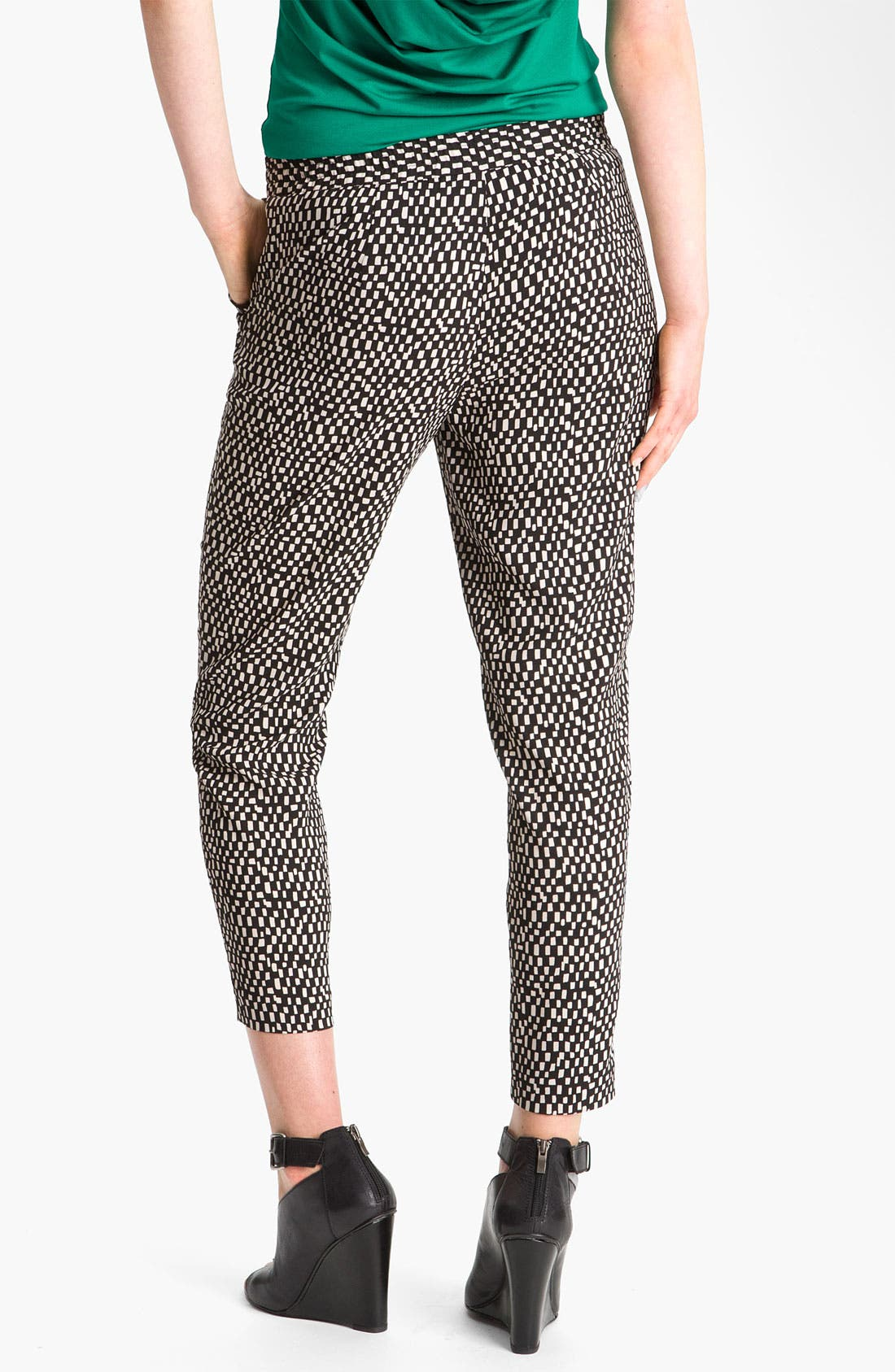 Alternate Image 2  - Vince Camuto 'Spaced Tiles' Pegged Pants