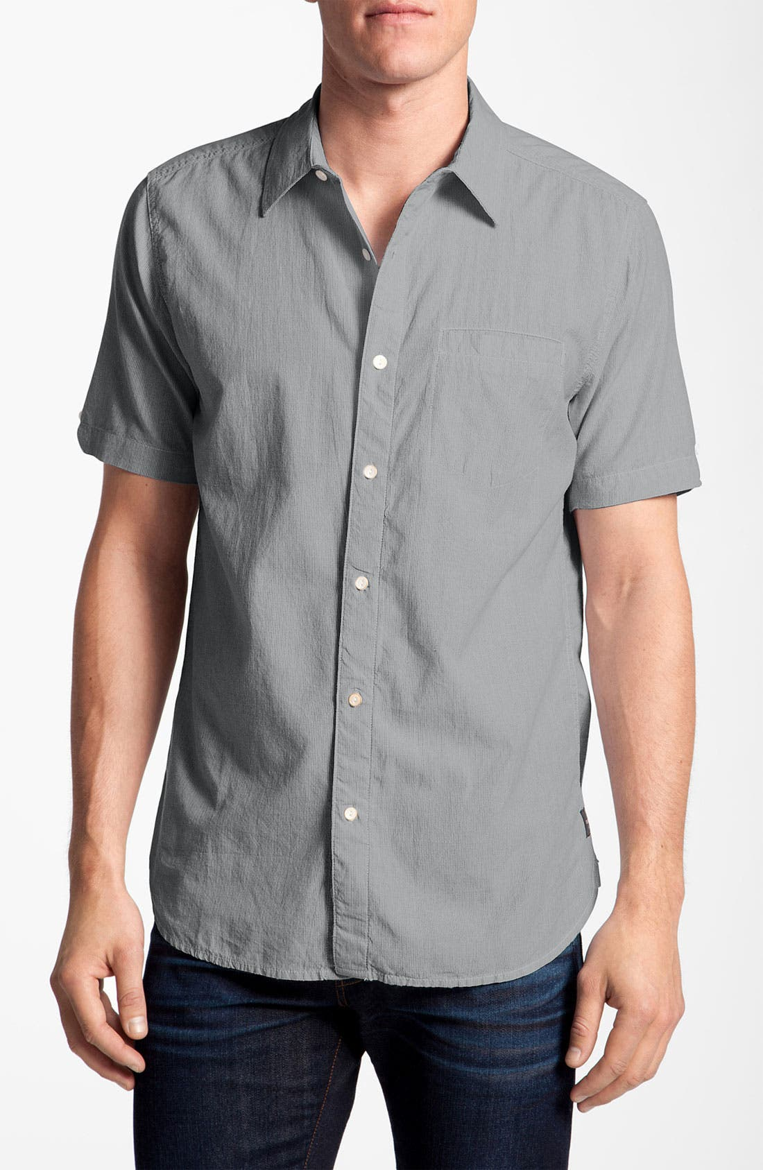 Alternate Image 1 Selected - Quiksilver 'Nooksie Neu' Woven Shirt