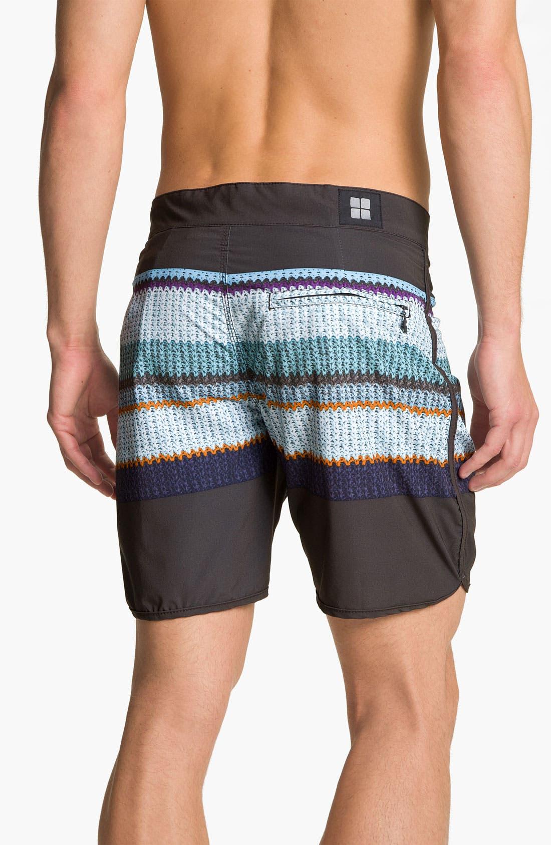 Alternate Image 2  - Insight 'Knitta Bro' Board Shorts
