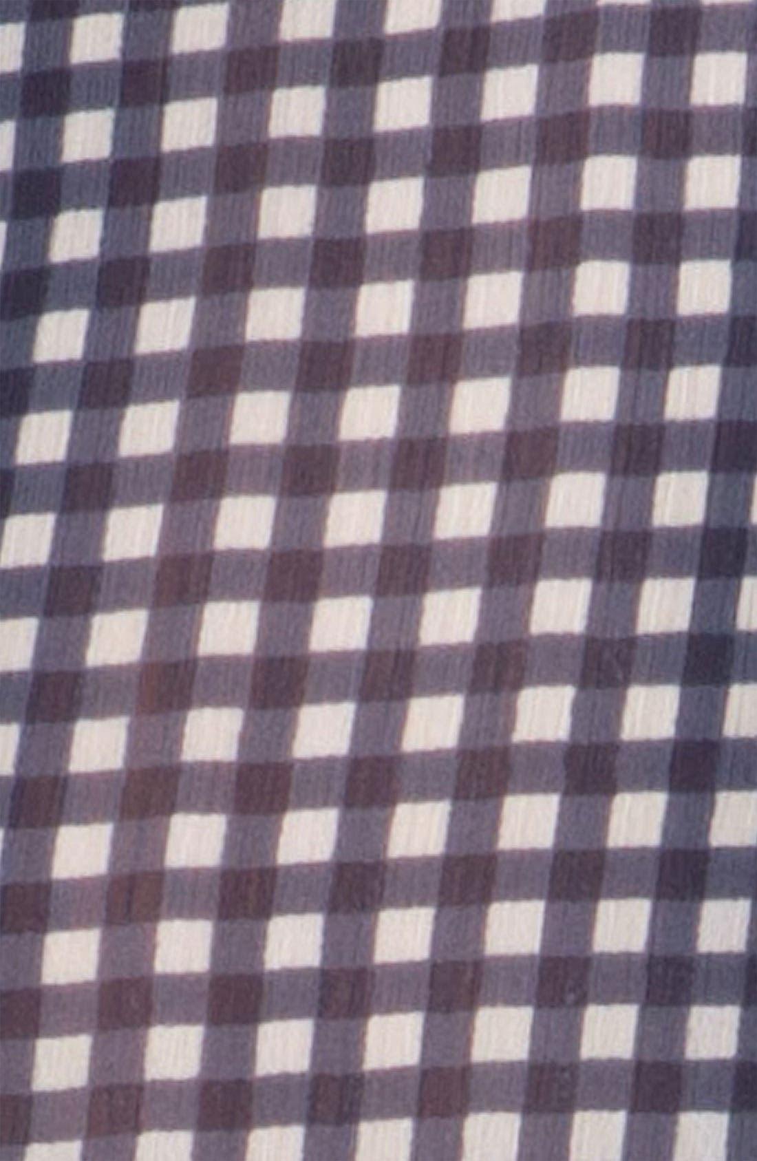 Alternate Image 3  - Living Doll Gingham Shirt (Juniors)