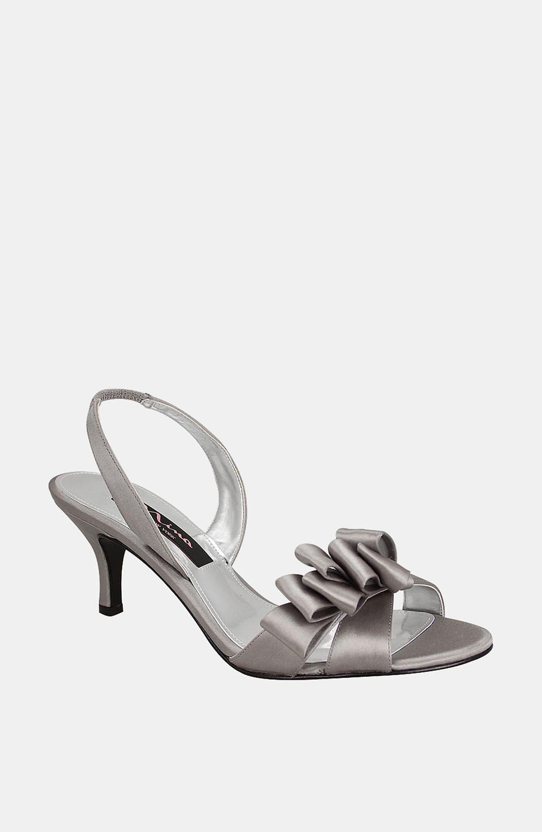 Alternate Image 1 Selected - Nina 'Cynnda' Sandal
