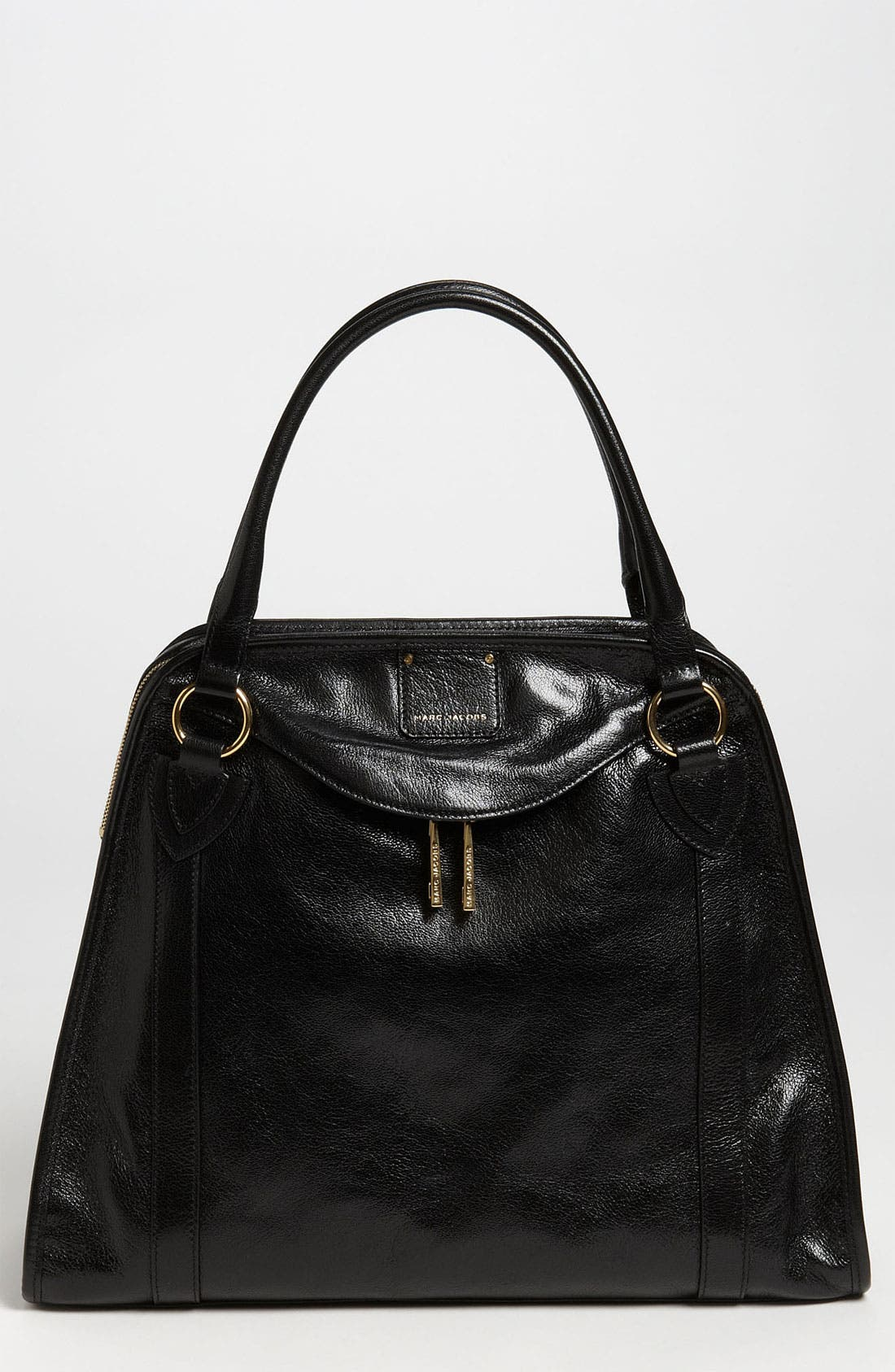 Main Image - MARC JACOBS 'Wellington' Goatskin Leather Satchel