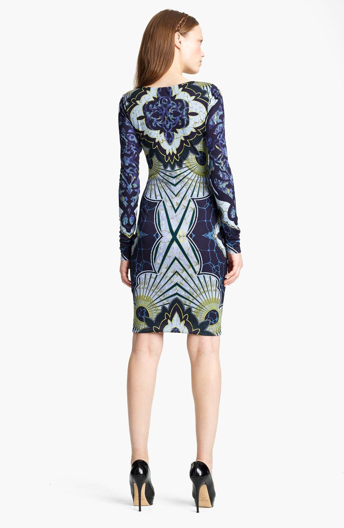Alternate Image 2  - Emilio Pucci Print Jersey Dress