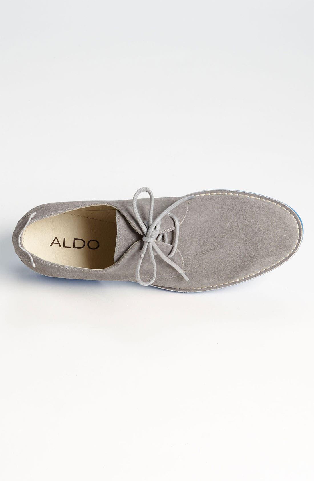 Alternate Image 3  - ALDO 'Arkin' Buck Shoe