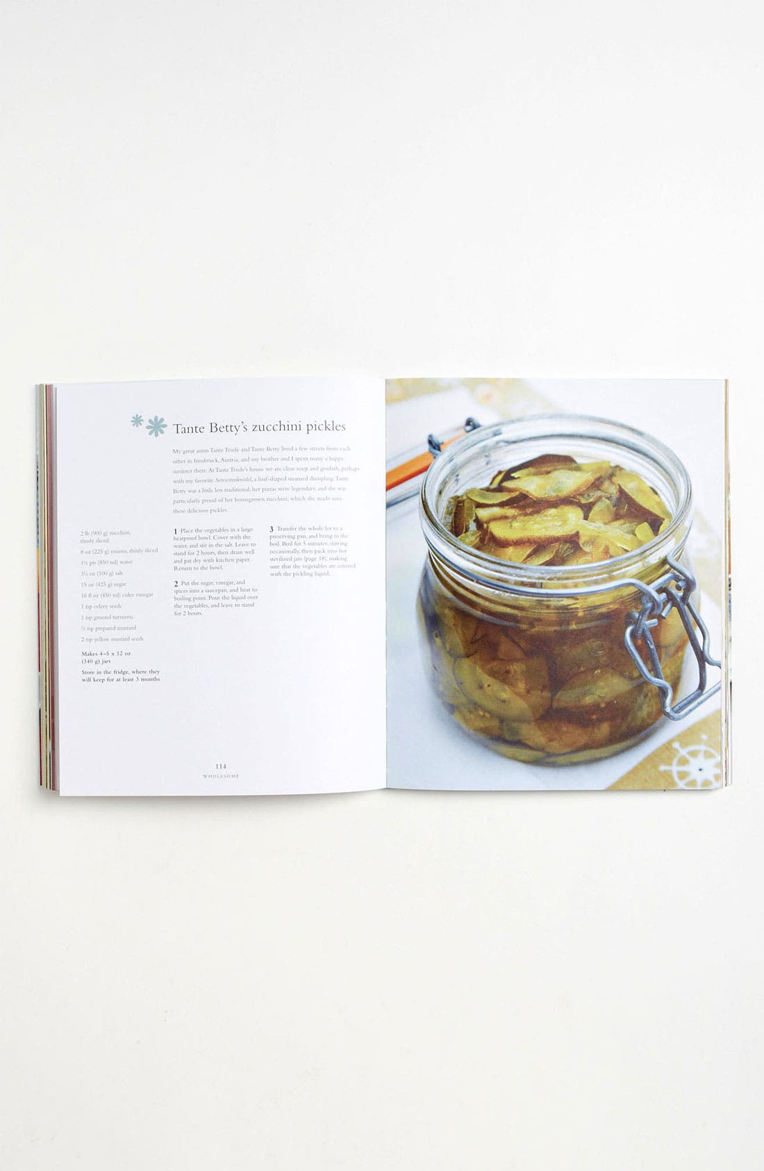 Alternate Image 2  - Mary Tregellas 'Homemade Preserves & Jams' Recipe Book