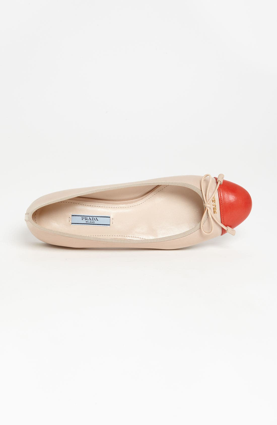 Alternate Image 3  - Prada Bow Ballerina Flat