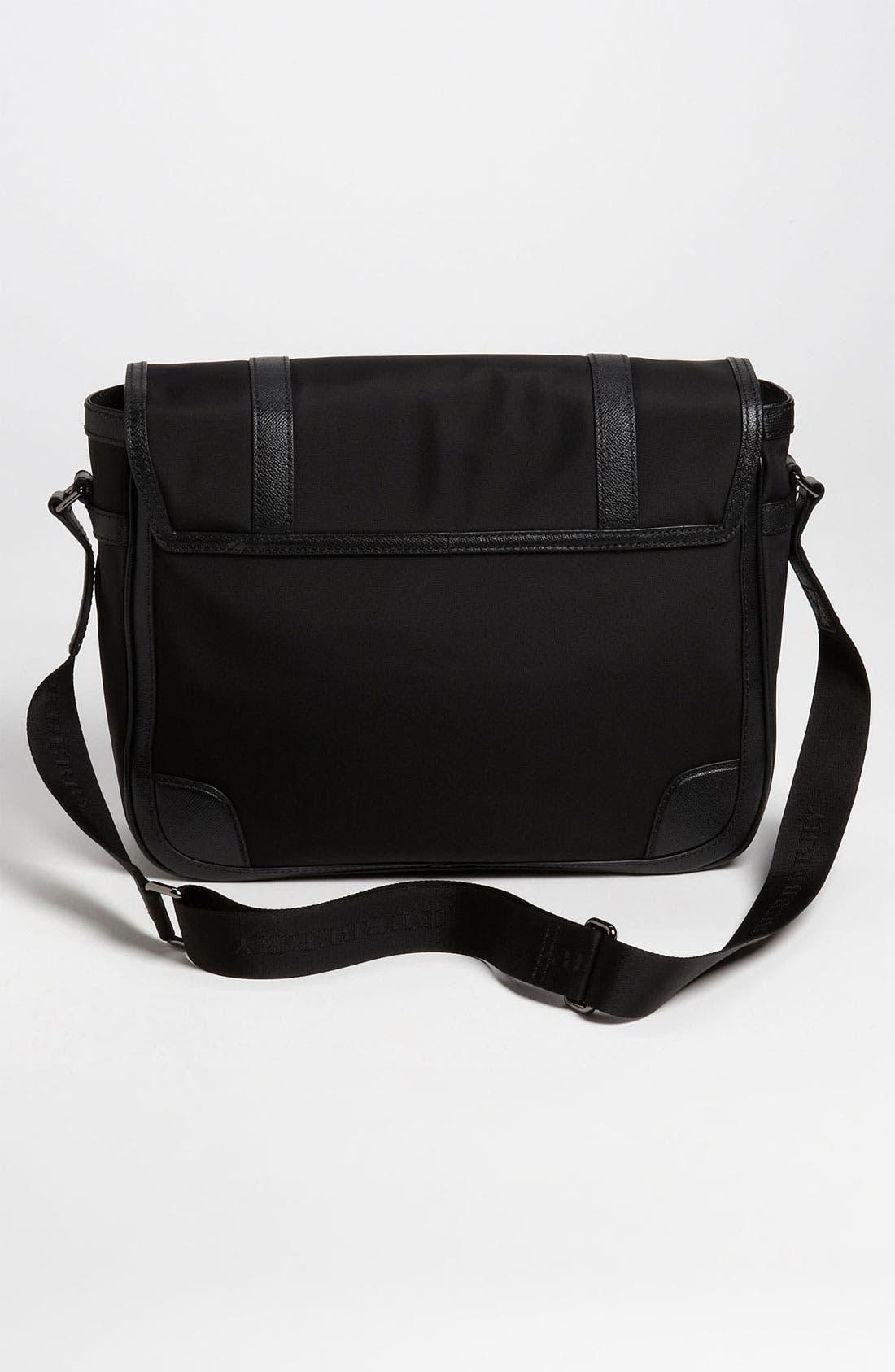 Alternate Image 2  - Burberry Messenger Bag