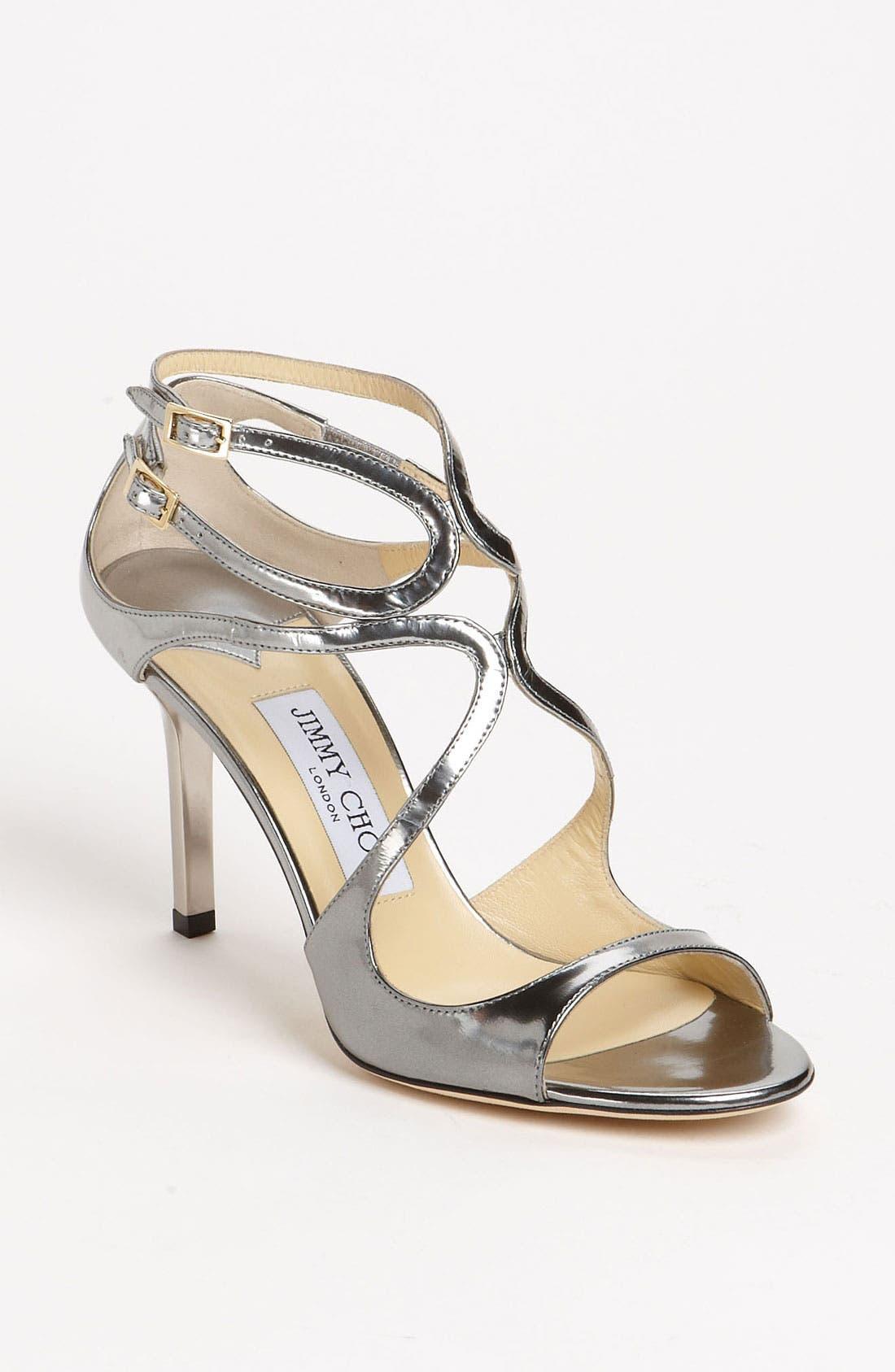 Alternate Image 1 Selected - Jimmy Choo 'Ivette' Strap Sandal