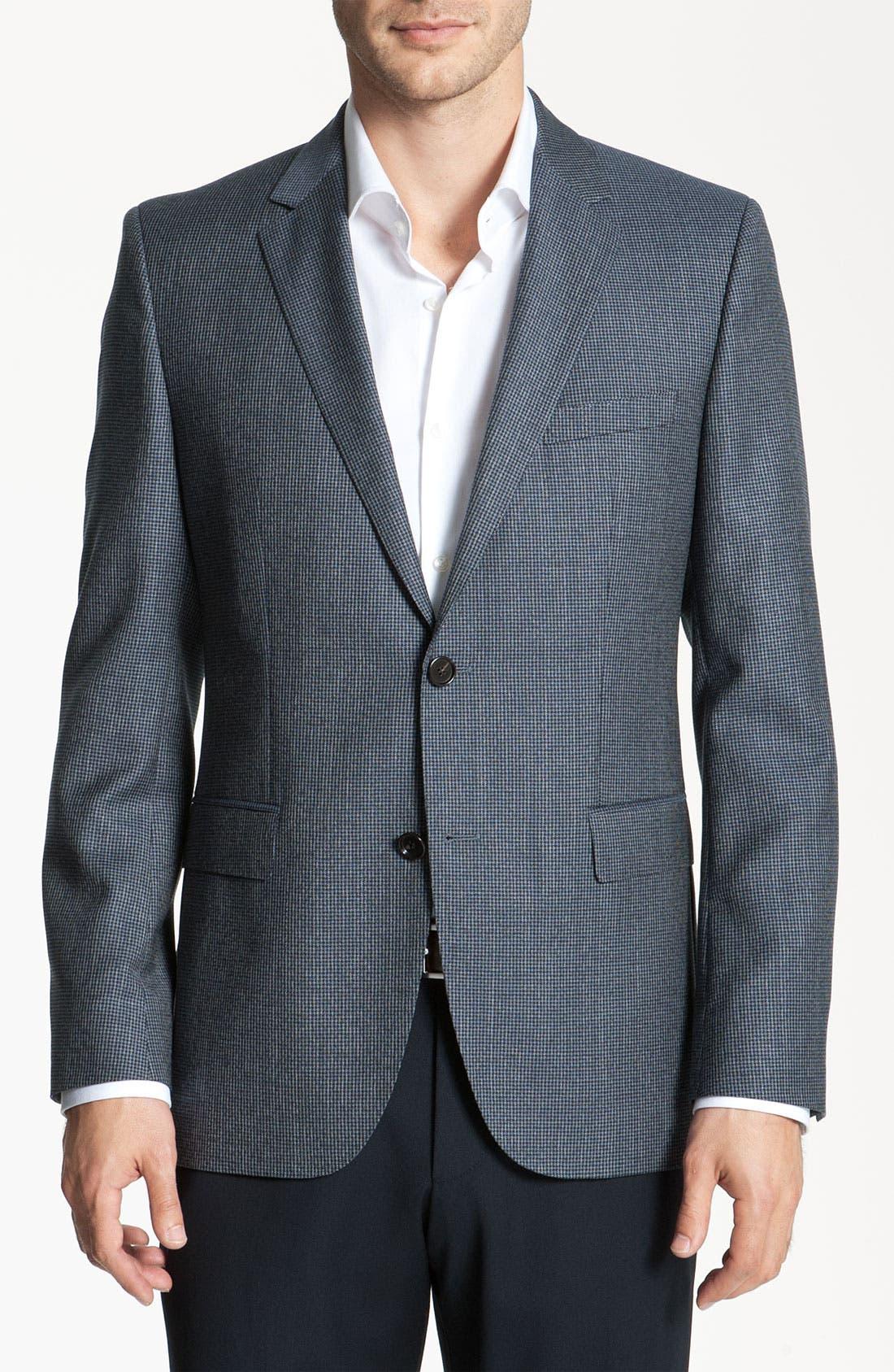 Alternate Image 1 Selected - BOSS Black 'James' Sportcoat