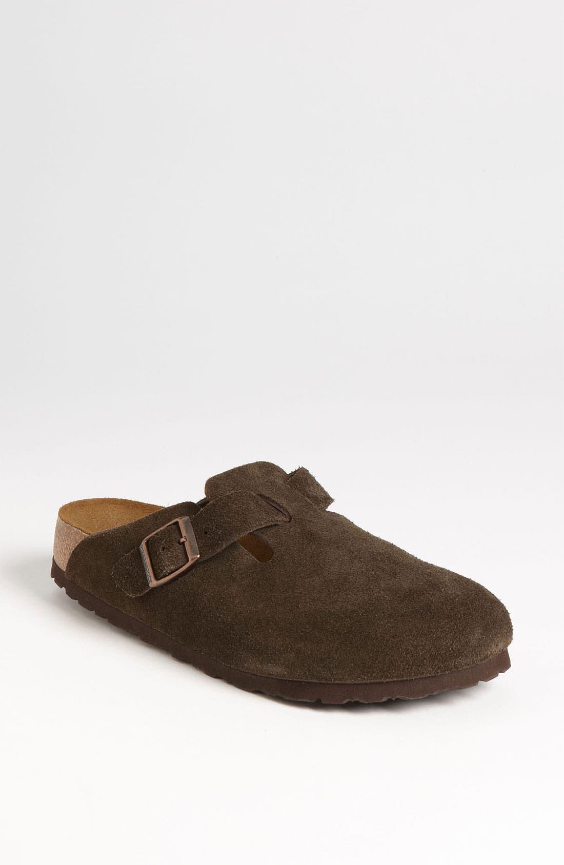 Birkenstock 'Boston' Soft Footbed Clog (Women)