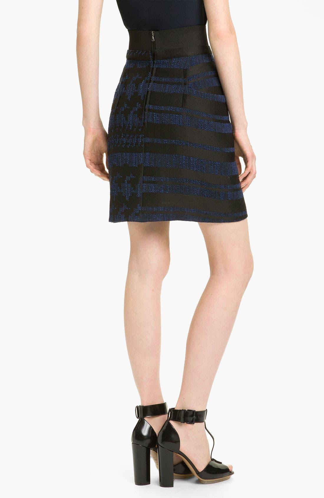 Alternate Image 2  - 3.1 Phillip Lim Jacquard Skirt