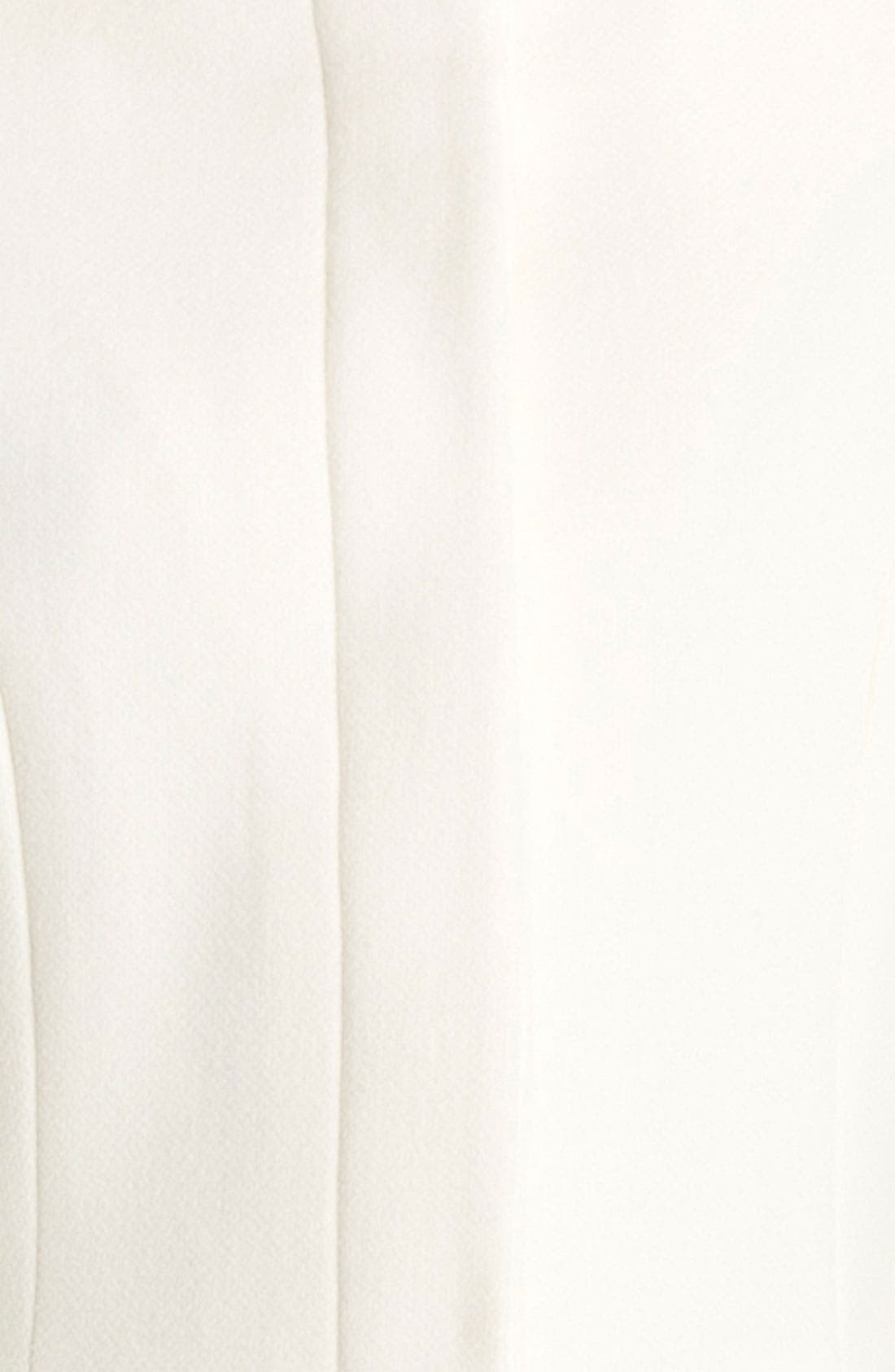 Alternate Image 3  - Milly 'Claudine' Seamed Coat