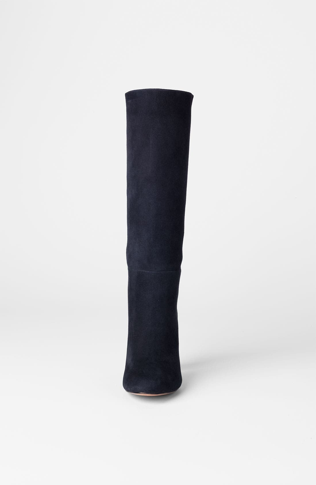 Alternate Image 3  - Alexandre Birman Suede & Genuine Python Tall Boot