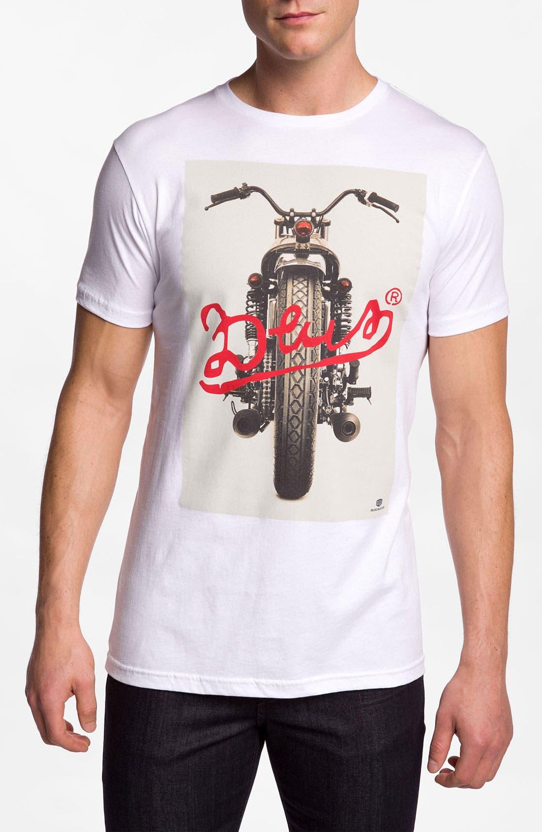 Alternate Image 1 Selected - Deus Ex Machina 'Bludnokk' T-Shirt