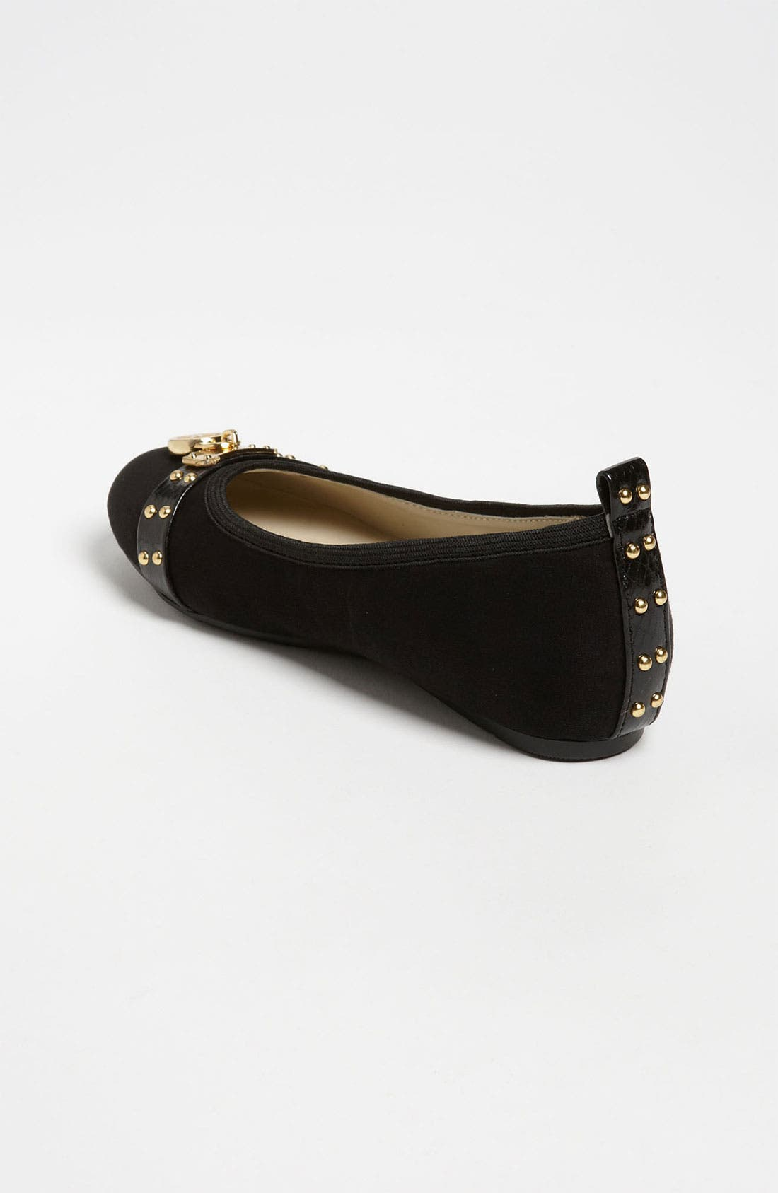 Alternate Image 2  - MICHAEL Michael Kors 'Viva' Flat (Toddler, Little Kid & Big Kid)