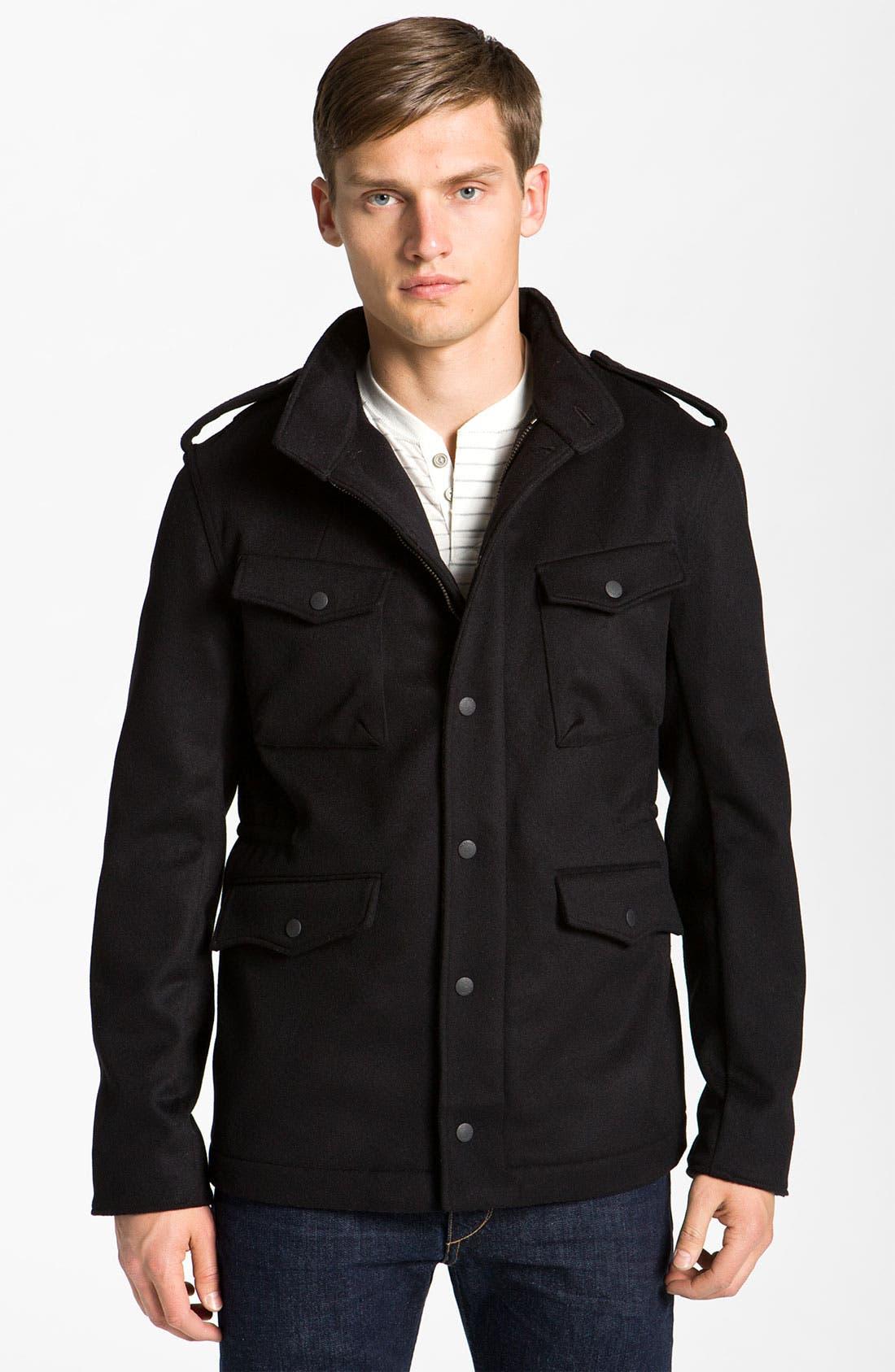 Alternate Image 1 Selected - rag & bone 'Hastings' Wool Military Jacket