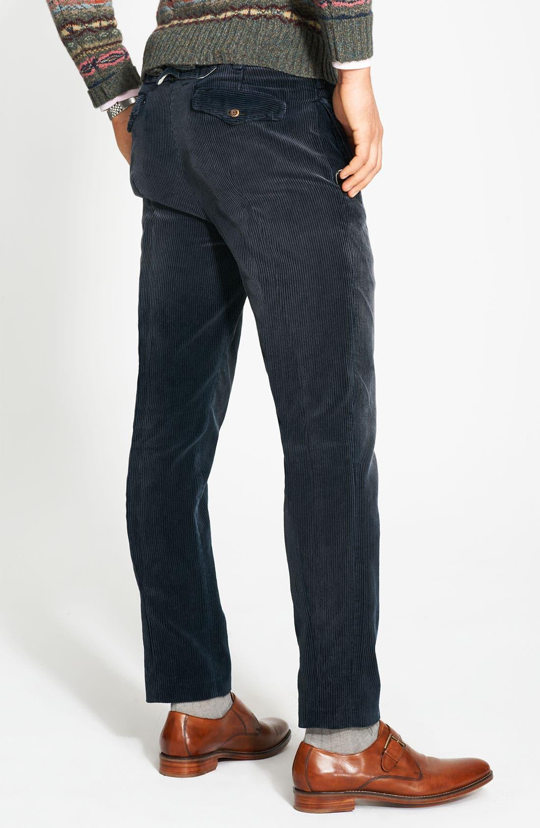 Alternate Image 2  - Polo Ralph Lauren 'Country' Corduroy Pants
