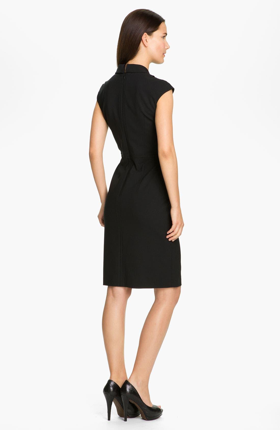 Alternate Image 2  - BOSS Black 'Dilolas' Dress
