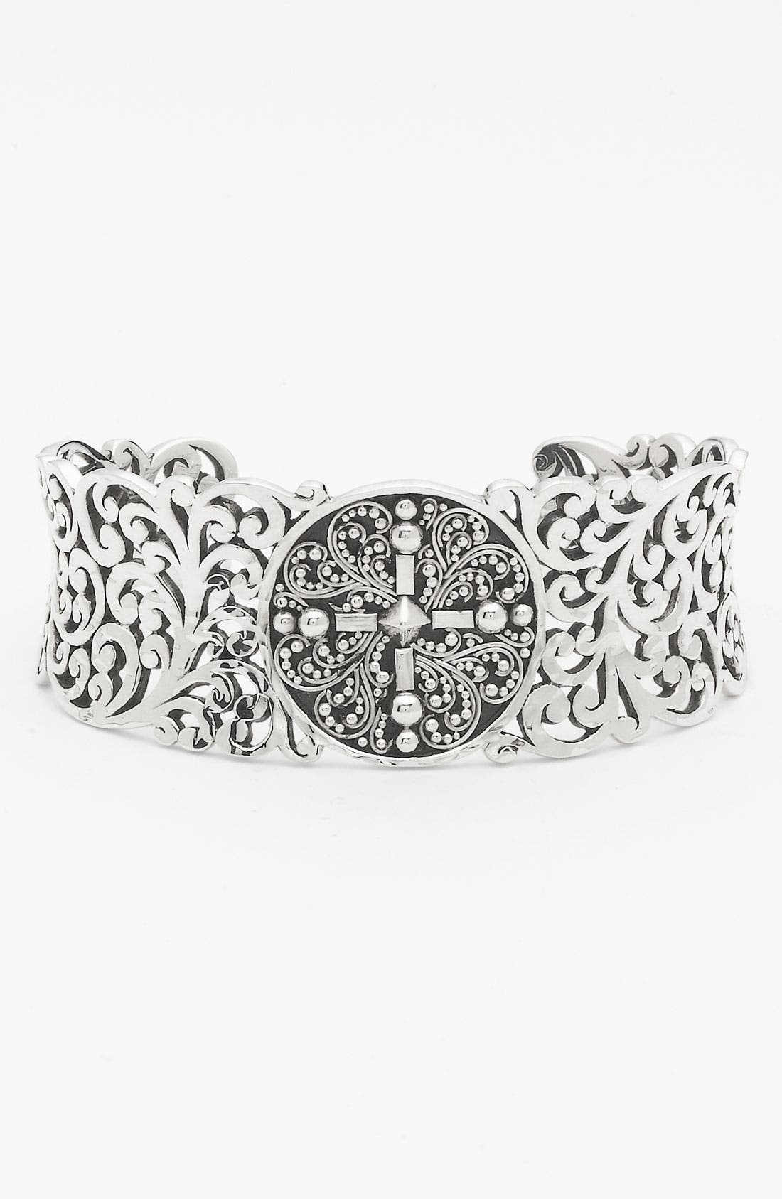 Alternate Image 1 Selected - Lois Hill 'Haveli' Cutout Cuff