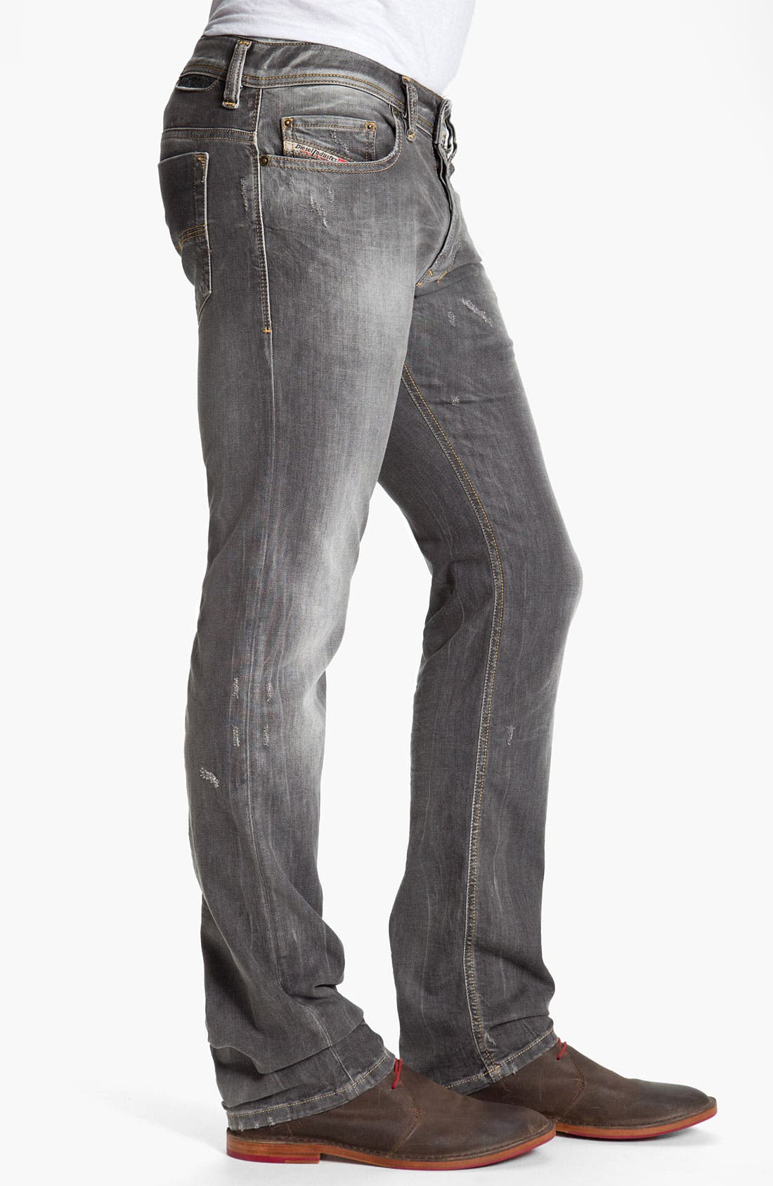 Alternate Image 3  - DIESEL® 'Safado' Straight Leg Jeans (0801I)