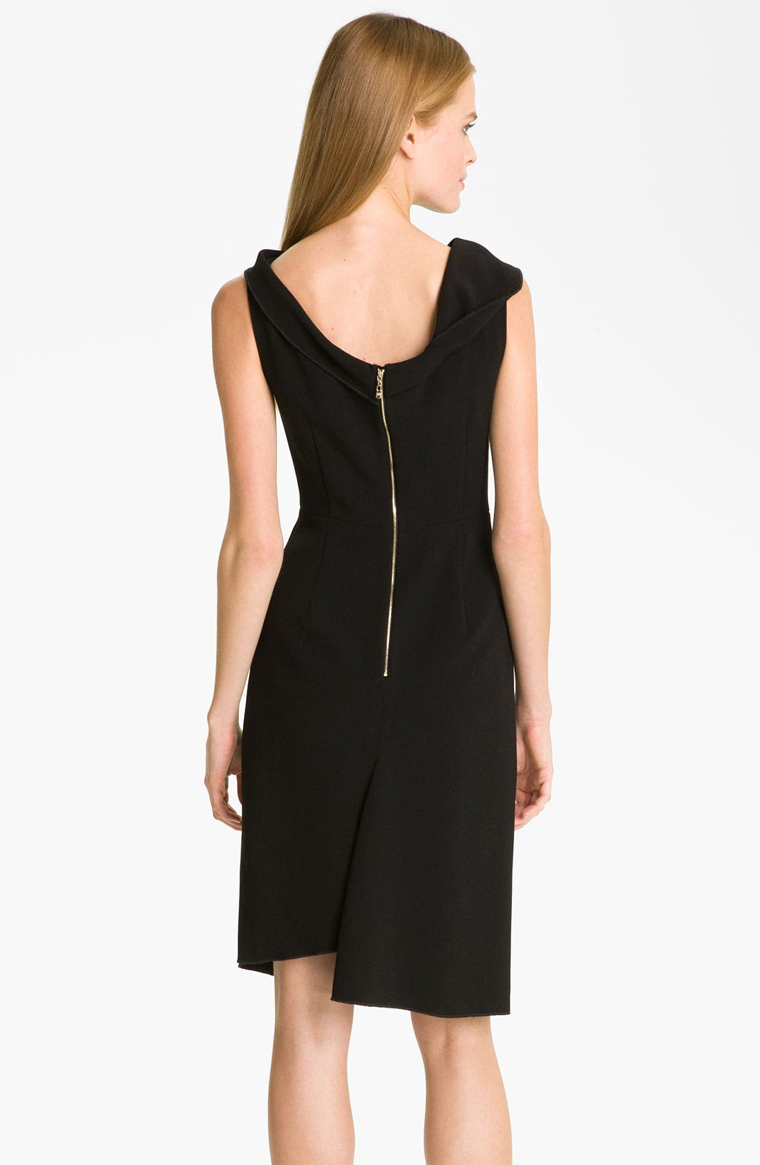 Alternate Image 2  - Rachel Roy Double Face Sheath Dress