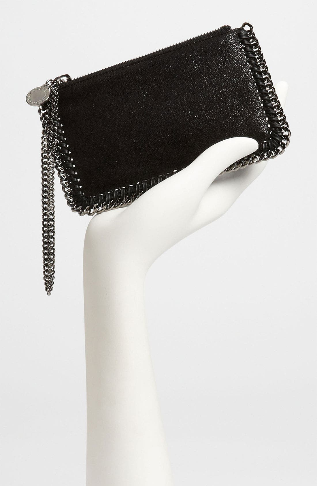 Alternate Image 2  - Stella McCartney 'Falabella' Shaggy Deer Wristlet