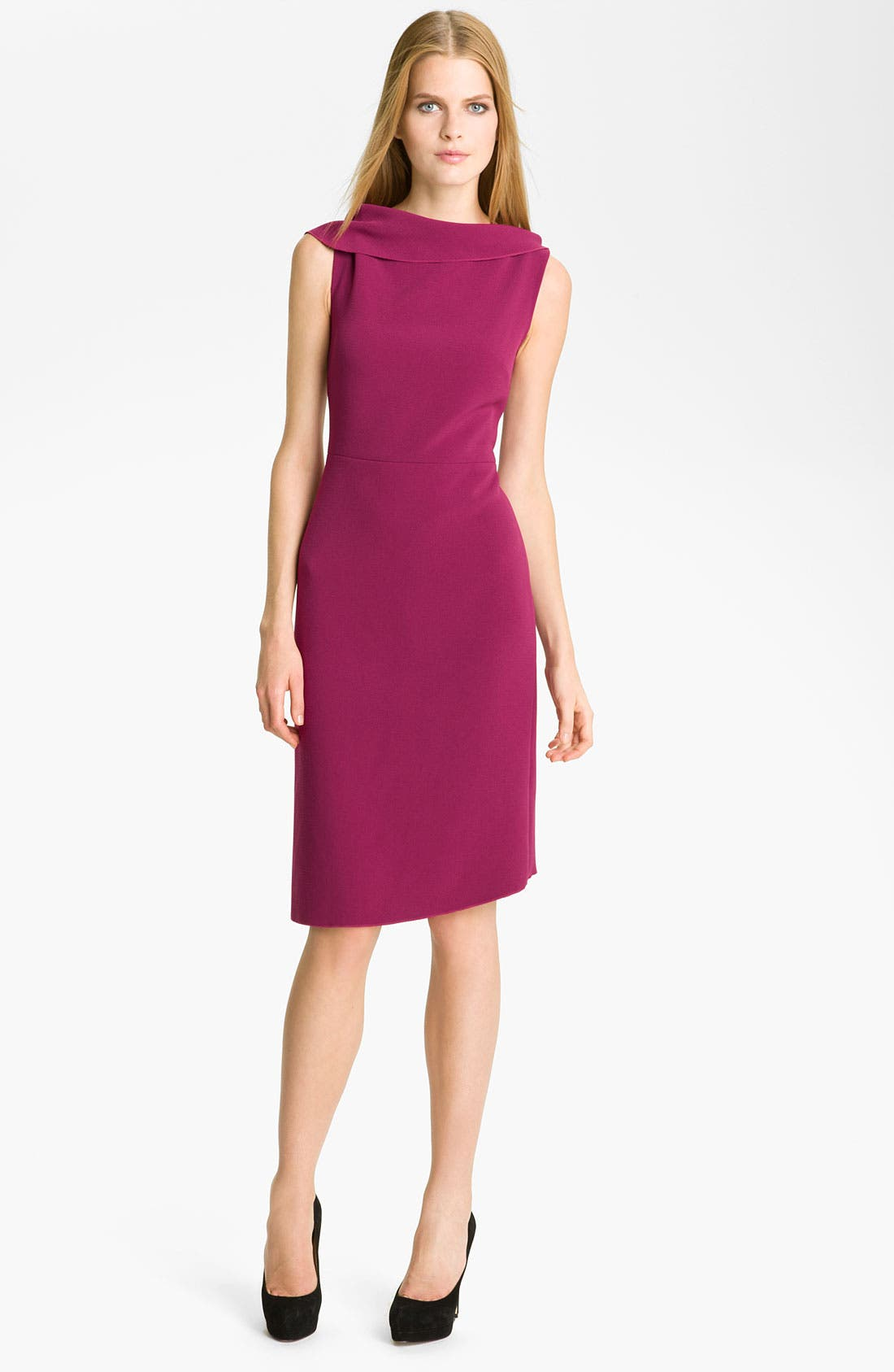 Alternate Image 1 Selected - Rachel Roy Double Face Sheath Dress