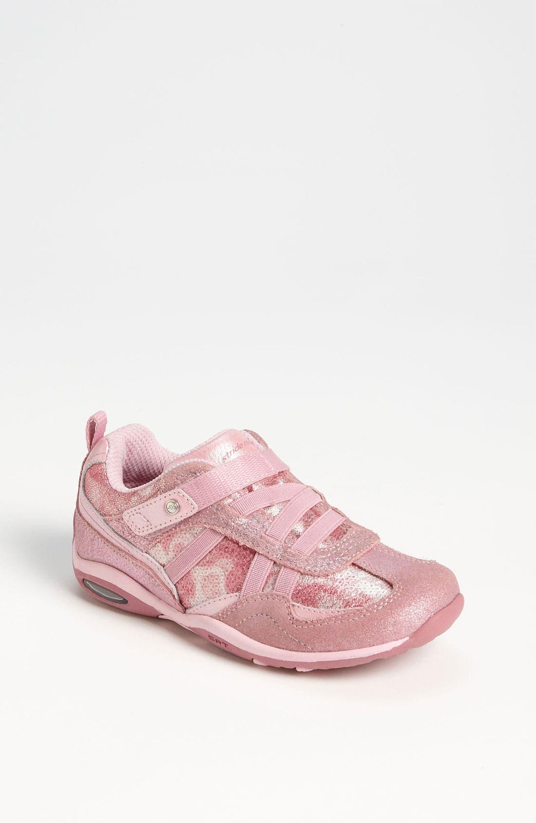 Alternate Image 1 Selected - Stride Rite 'Brandi' Sneaker (Toddler & Little Kid)