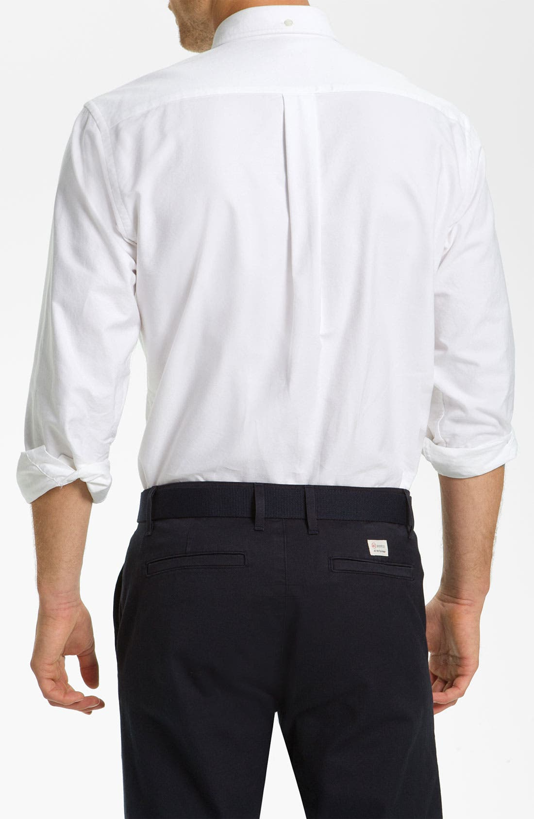 Alternate Image 2  - Brooks Brothers Oxford Shirt