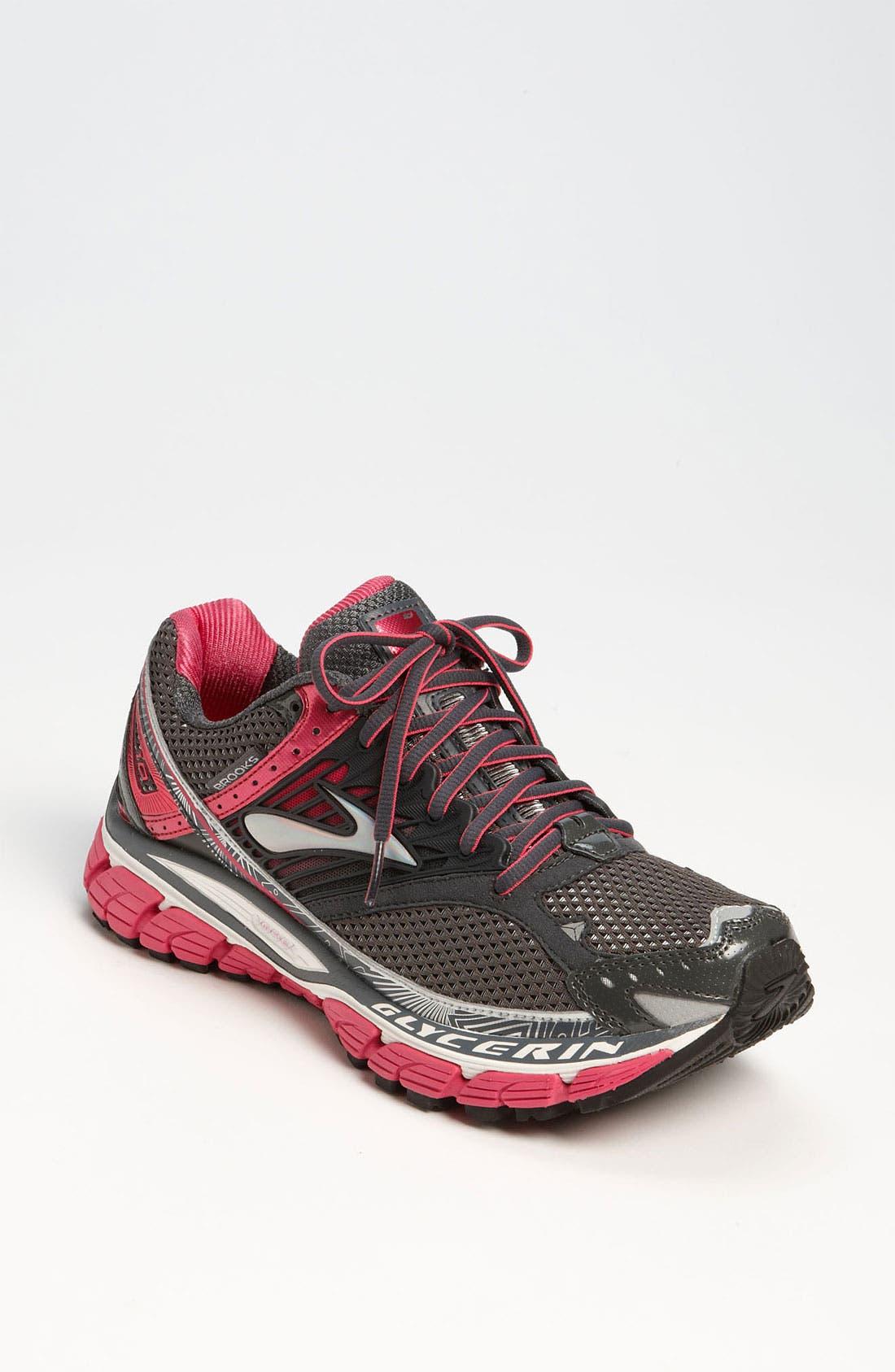 Alternate Image 1 Selected - Brooks 'Glycerin 10' Running Shoe (Women) (Regular Retail Price: $139.95)